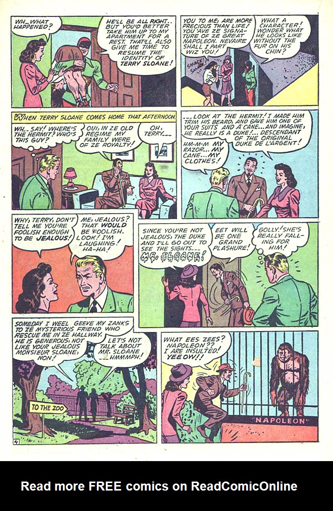 Sensation (Mystery) Comics issue 17 - Page 40