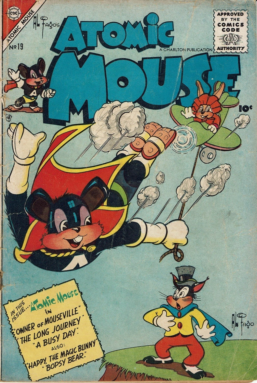 Atomic Mouse issue 19 - Page 1