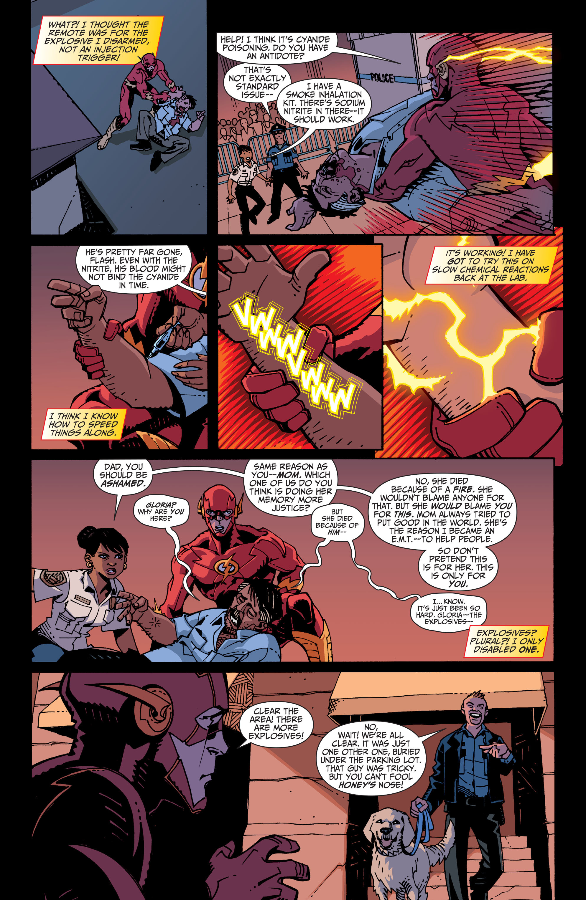 Read online The Flash (2011) comic -  Issue # _TPB 5 - 42