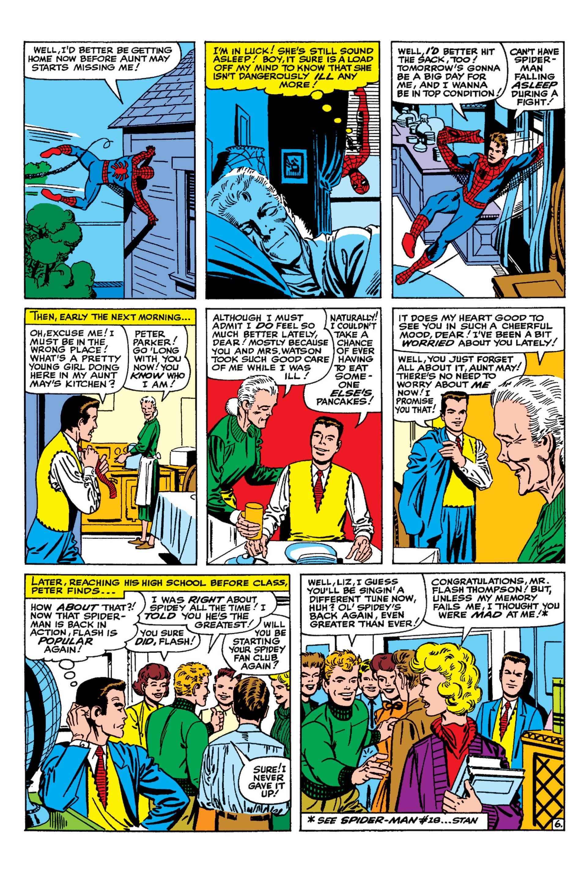 The Amazing Spider-Man (1963) 19 Page 6