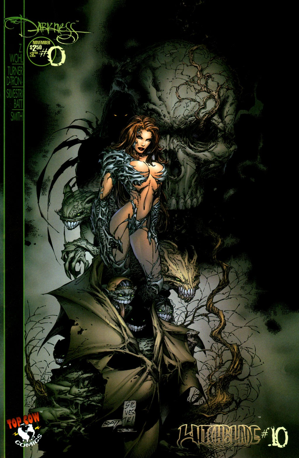 Read online The Darkness (1996) comic -  Issue #0 - 1
