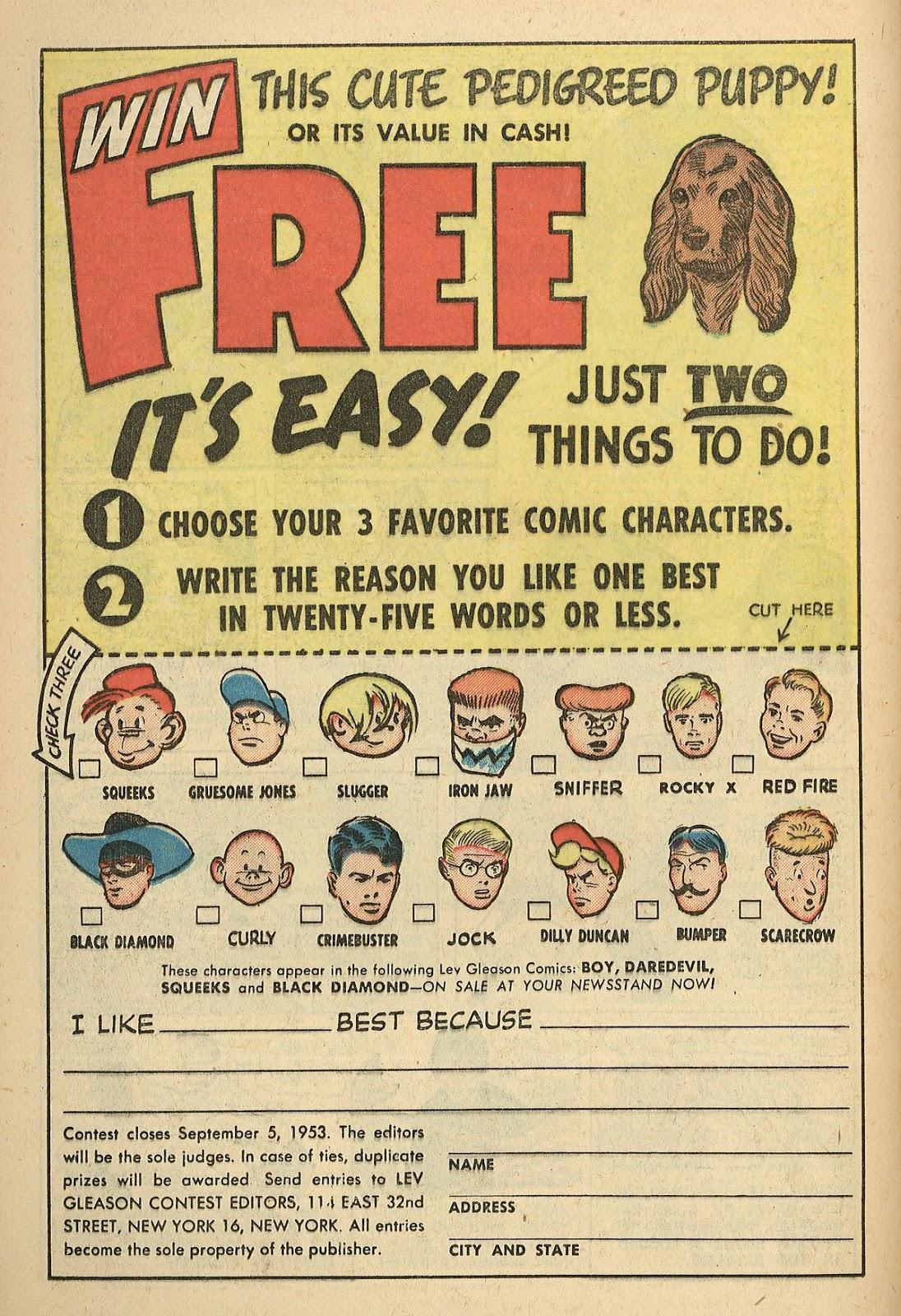 Daredevil (1941) issue 101 - Page 24