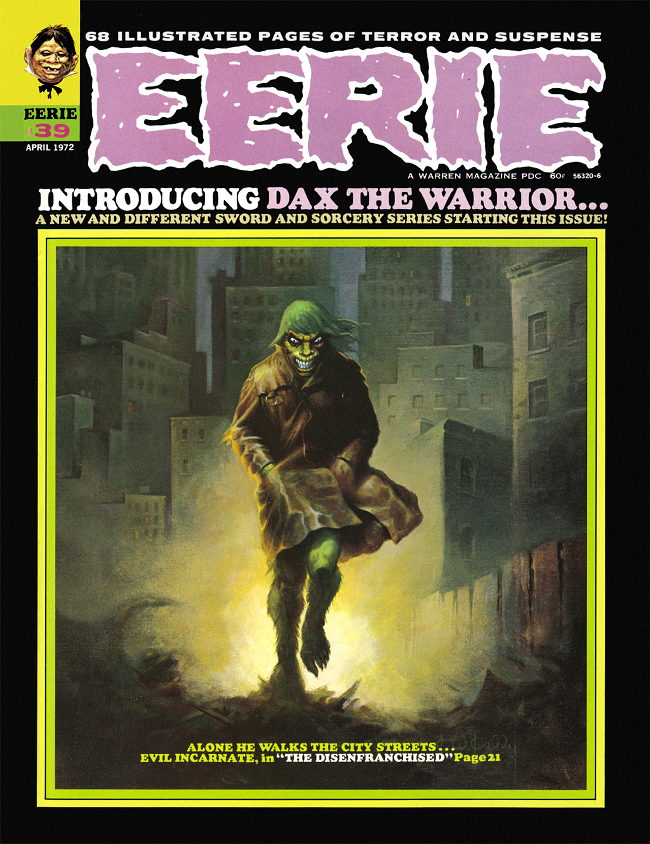 Read online Eerie Archives comic -  Issue # TPB 8 - 128