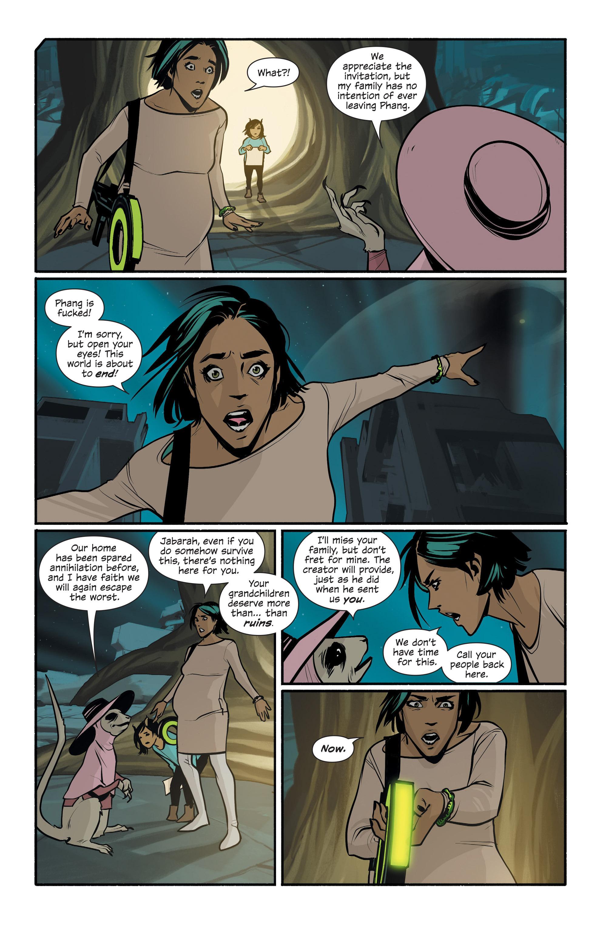 Read online Saga comic -  Issue #42 - 10