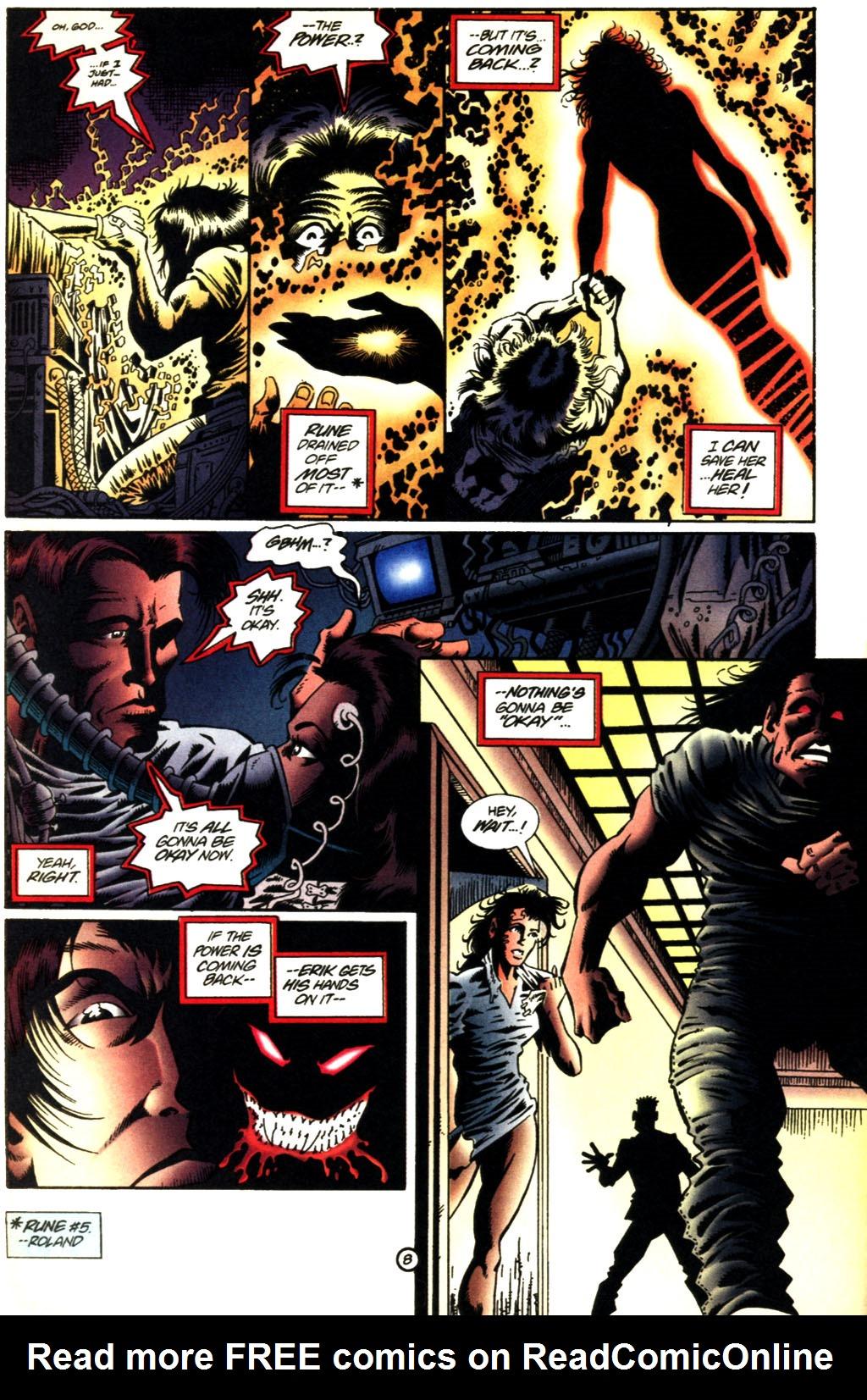 Read online Rune (1995) comic -  Issue # _Infinity - 10