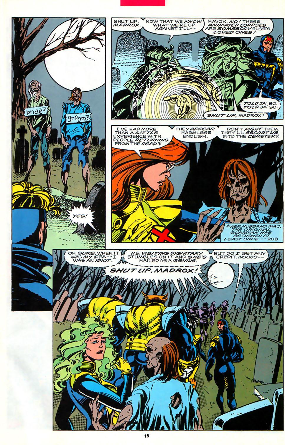 Read online Alpha Flight (1983) comic -  Issue #107 - 11