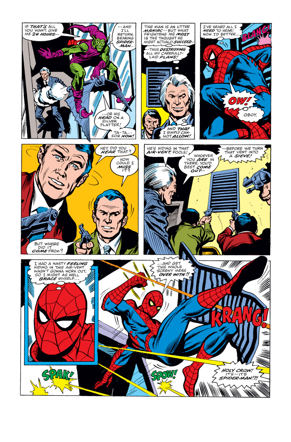 The Amazing Spider-Man (1963) 178 Page 3