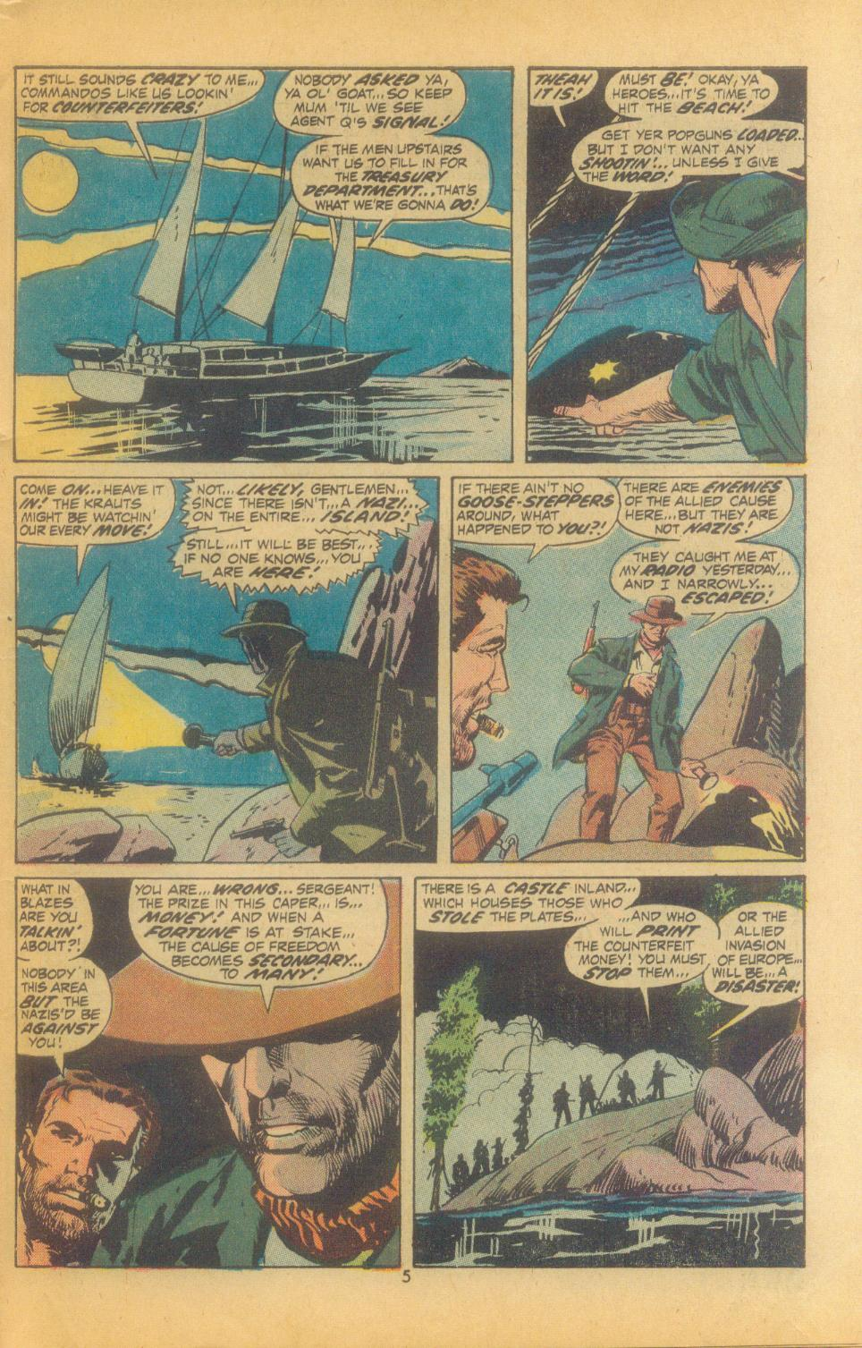 Read online Sgt. Fury comic -  Issue #102 - 7