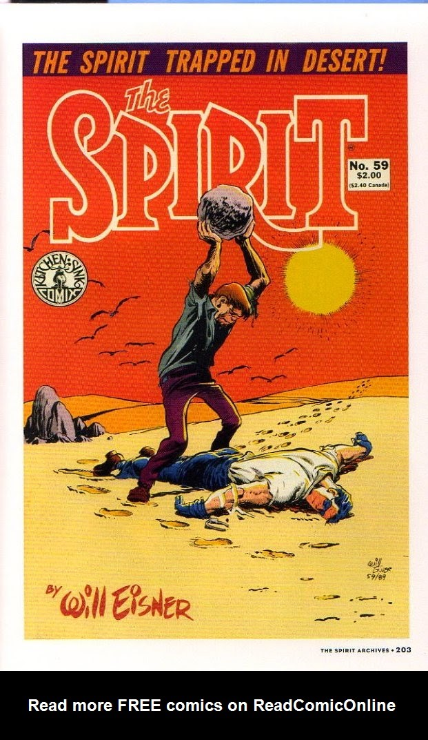 Read online Will Eisner's The Spirit Archives comic -  Issue # TPB 26 (Part 3) - 10