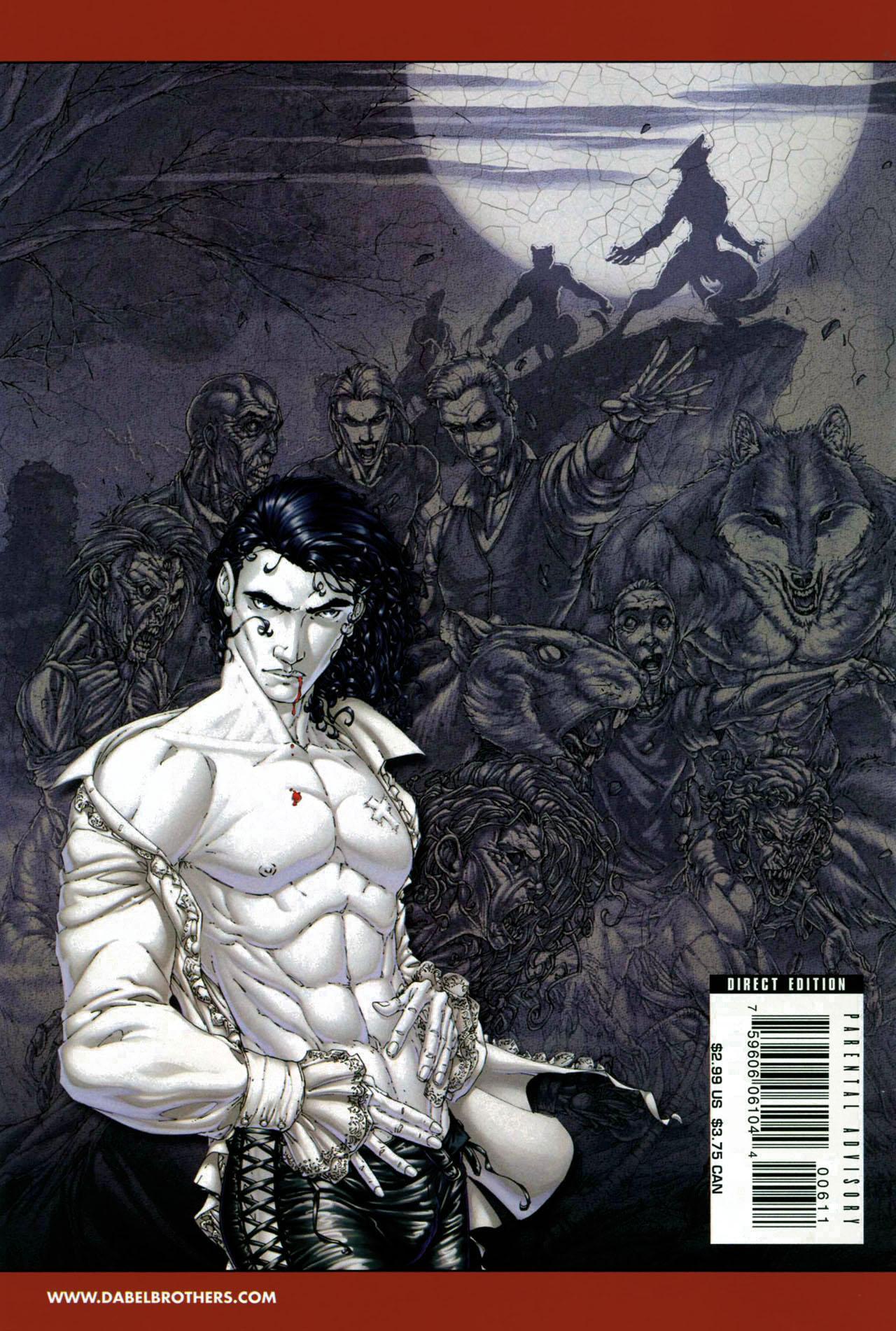 Read online Anita Blake, Vampire Hunter: Guilty Pleasures comic -  Issue #6 - 26