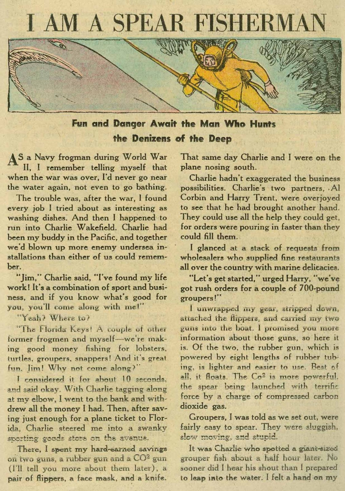My Greatest Adventure (1955) issue 5 - Page 23
