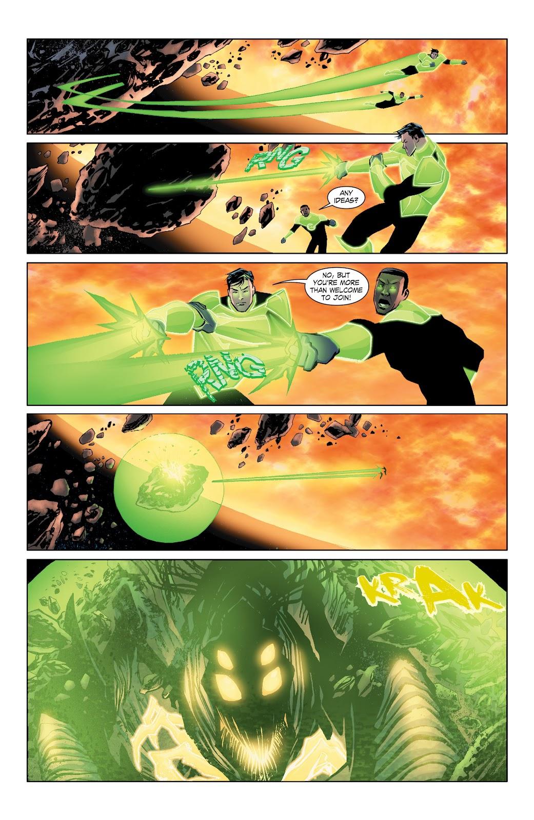 Read online Smallville Season 11 [II] comic -  Issue # TPB 7 - 78