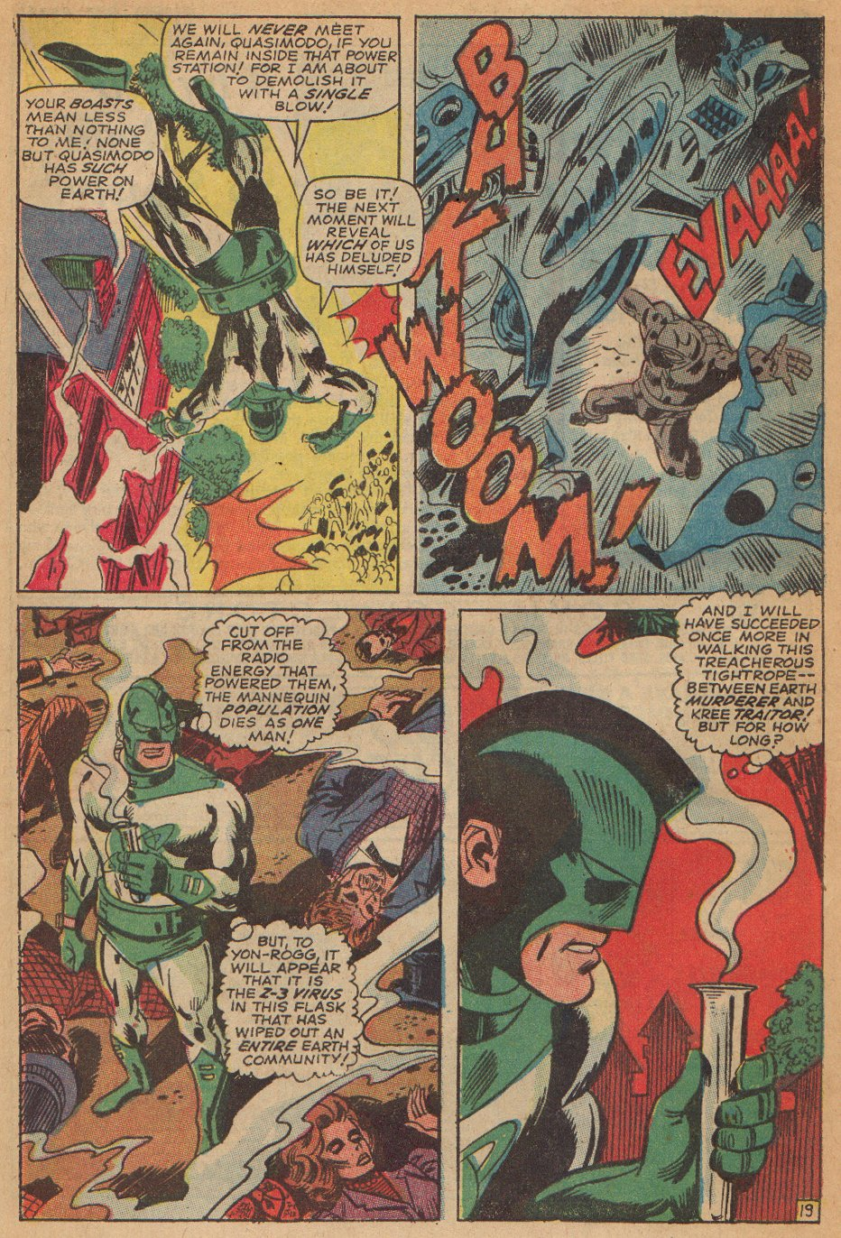 Captain Marvel (1968) Issue #7 #7 - English 20