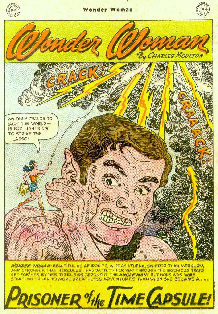 Read online Wonder Woman (1942) comic -  Issue #96 - 26
