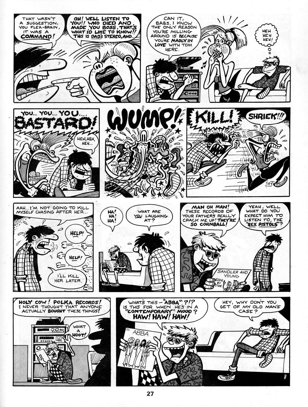 Read online Neat Stuff comic -  Issue #3 - 29