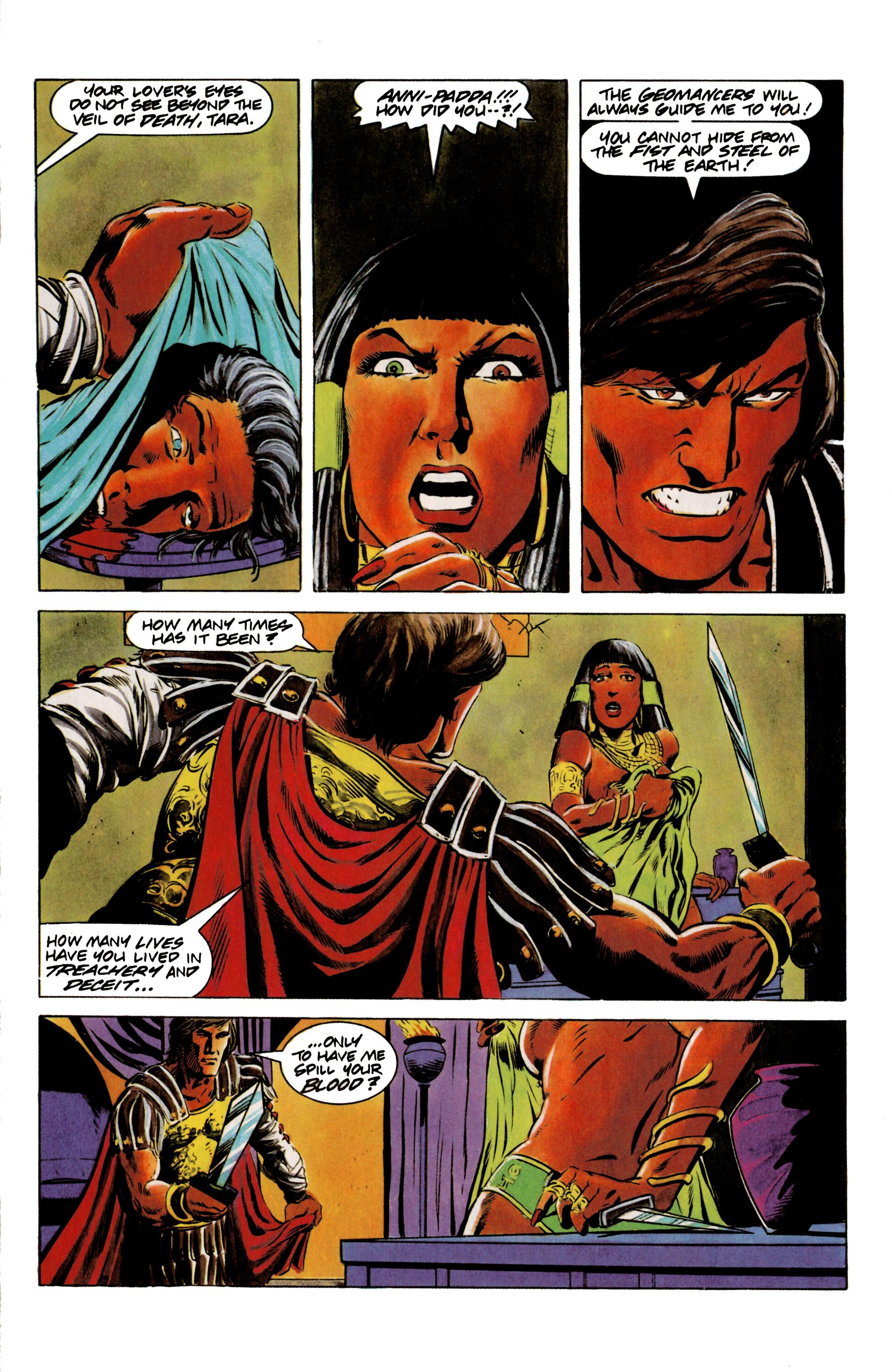 Read online Eternal Warrior (1992) comic -  Issue #12 - 4