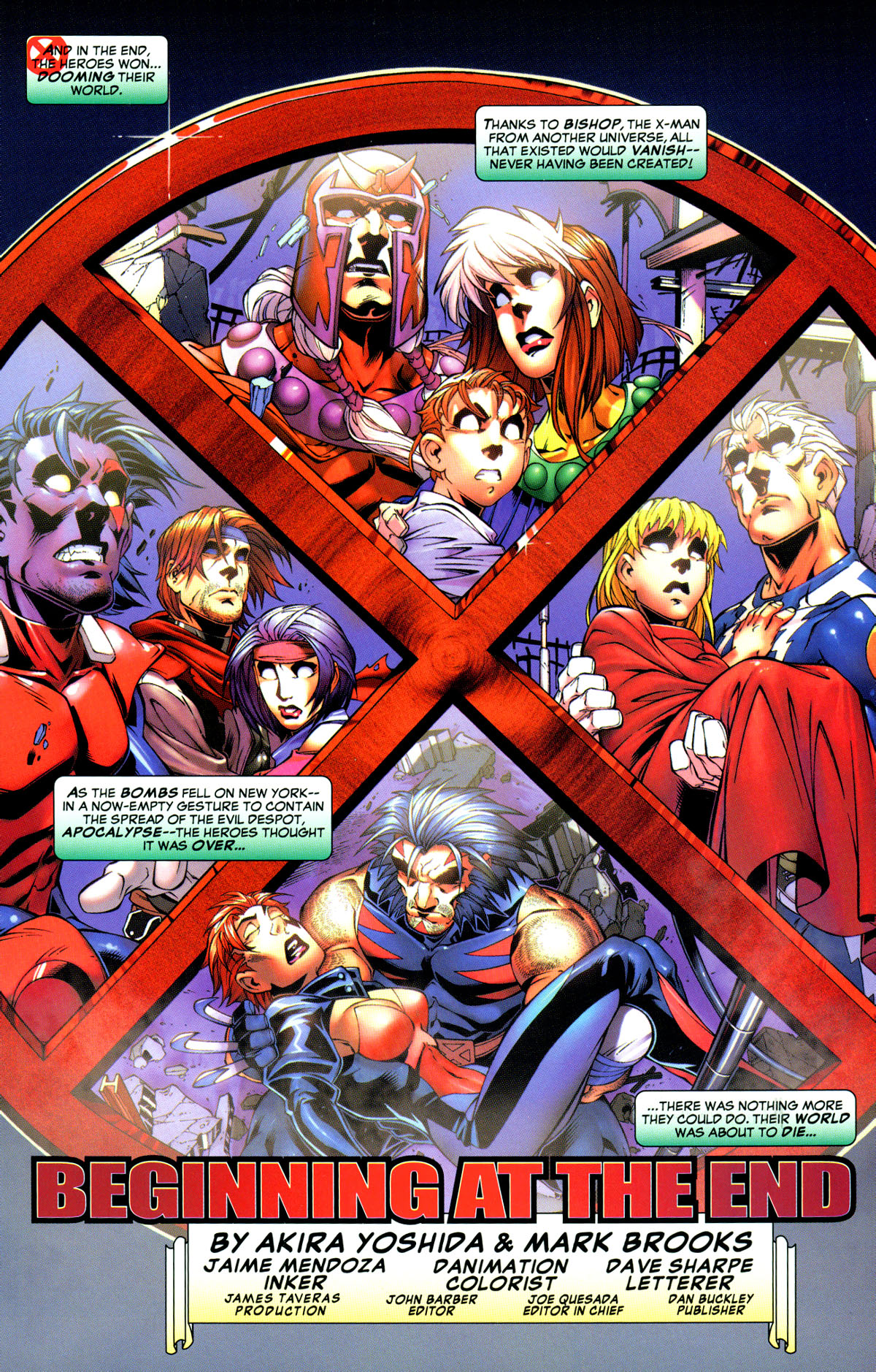 Read online X-Men: Age of Apocalypse One-Shot comic -  Issue # Full - 26
