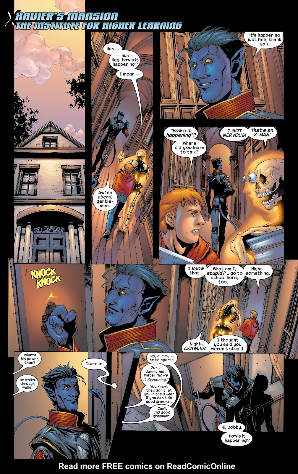 Read online X-Men: Unstoppable comic -  Issue # TPB (Part 2) - 48