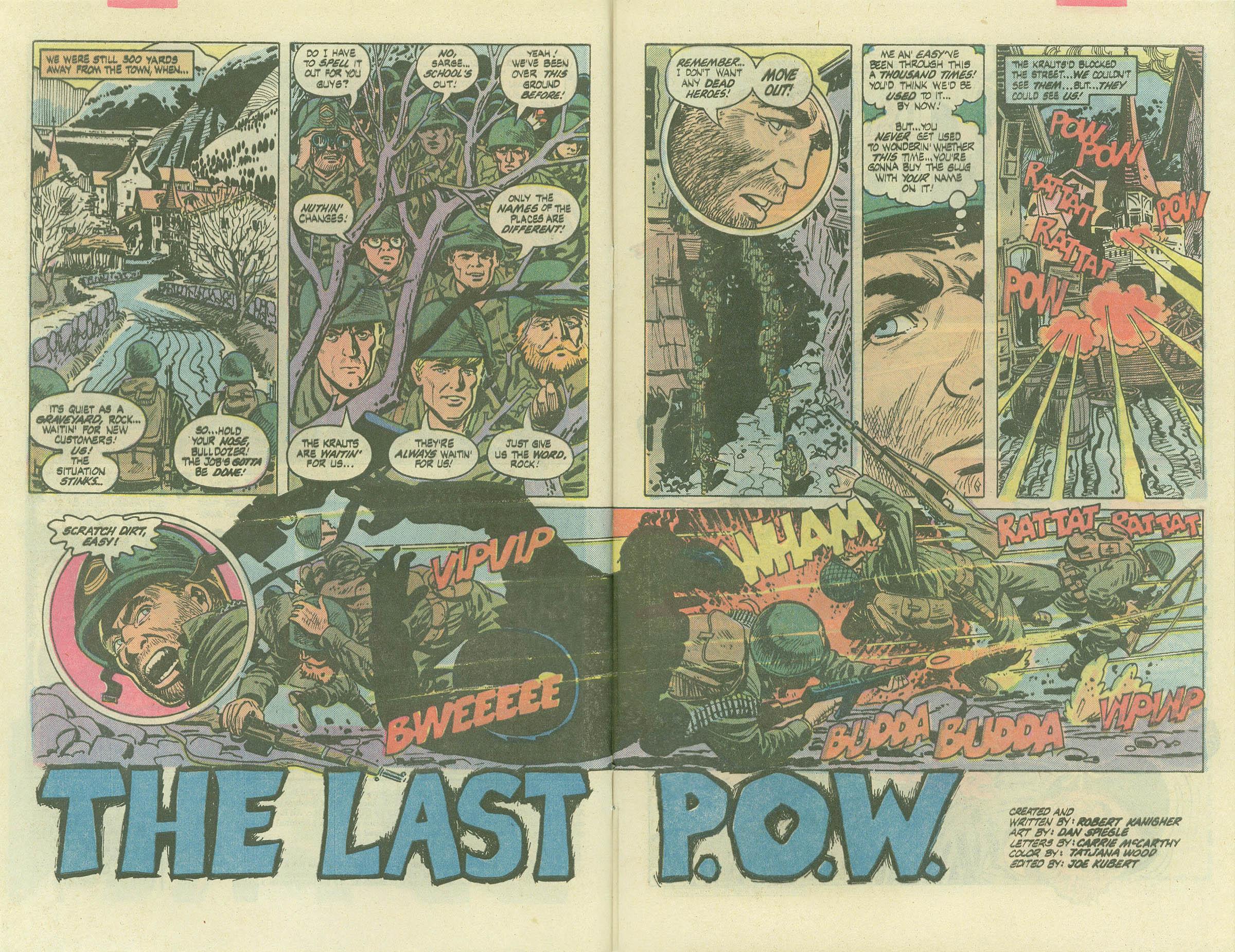 Read online Sgt. Rock comic -  Issue #382 - 4