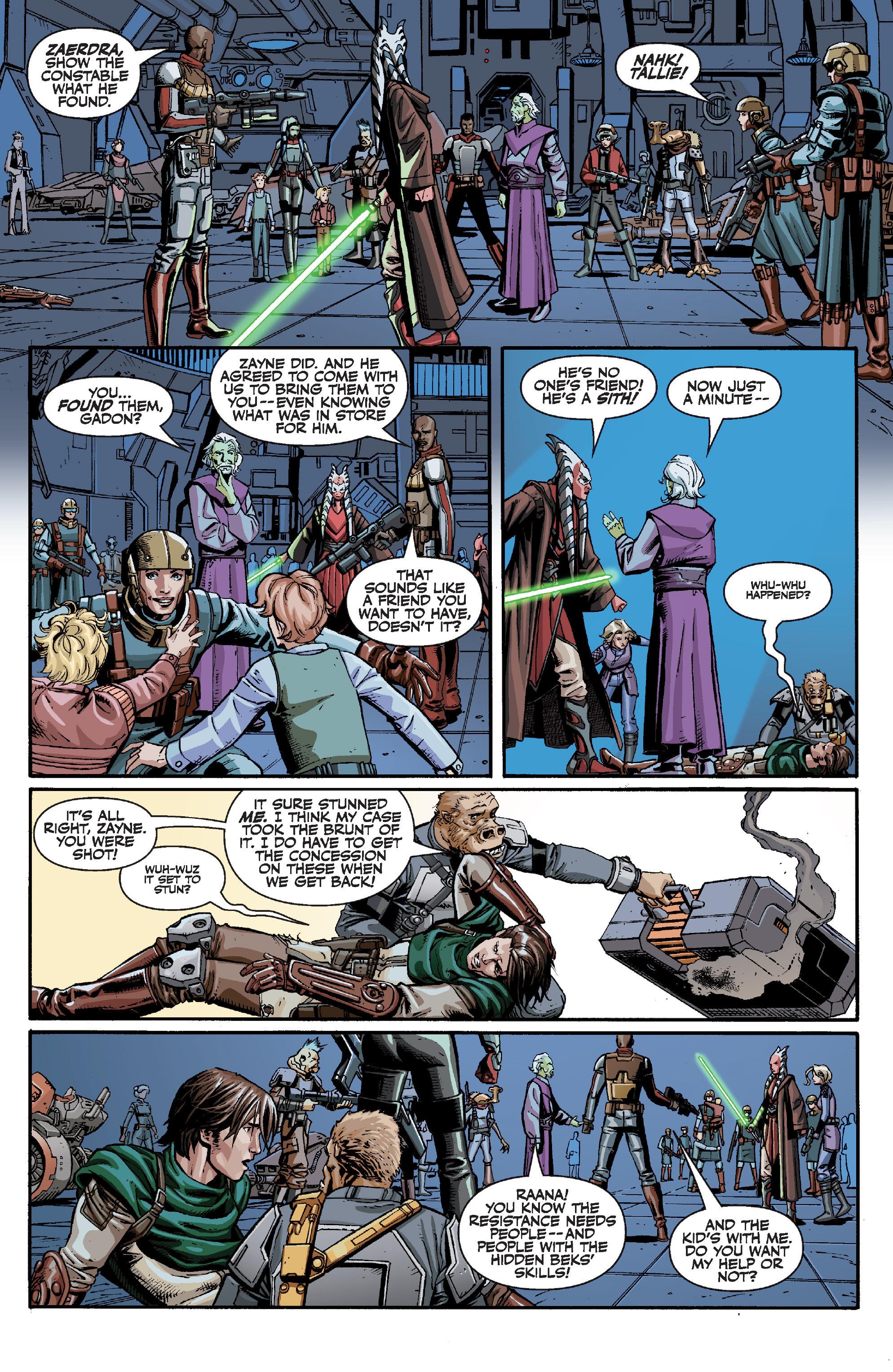 Read online Star Wars Omnibus comic -  Issue # Vol. 32 - 102