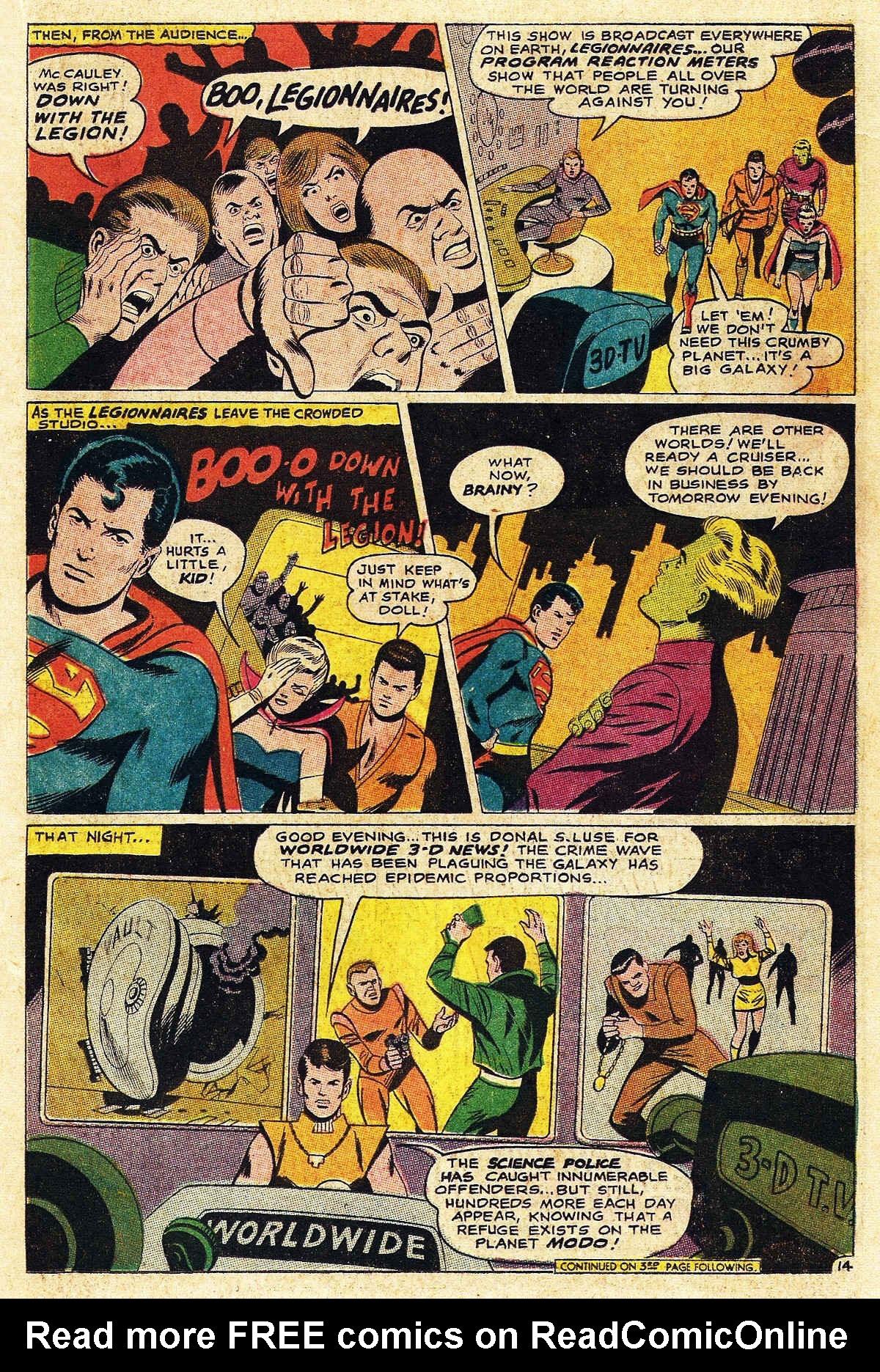 Read online Adventure Comics (1938) comic -  Issue #377 - 19