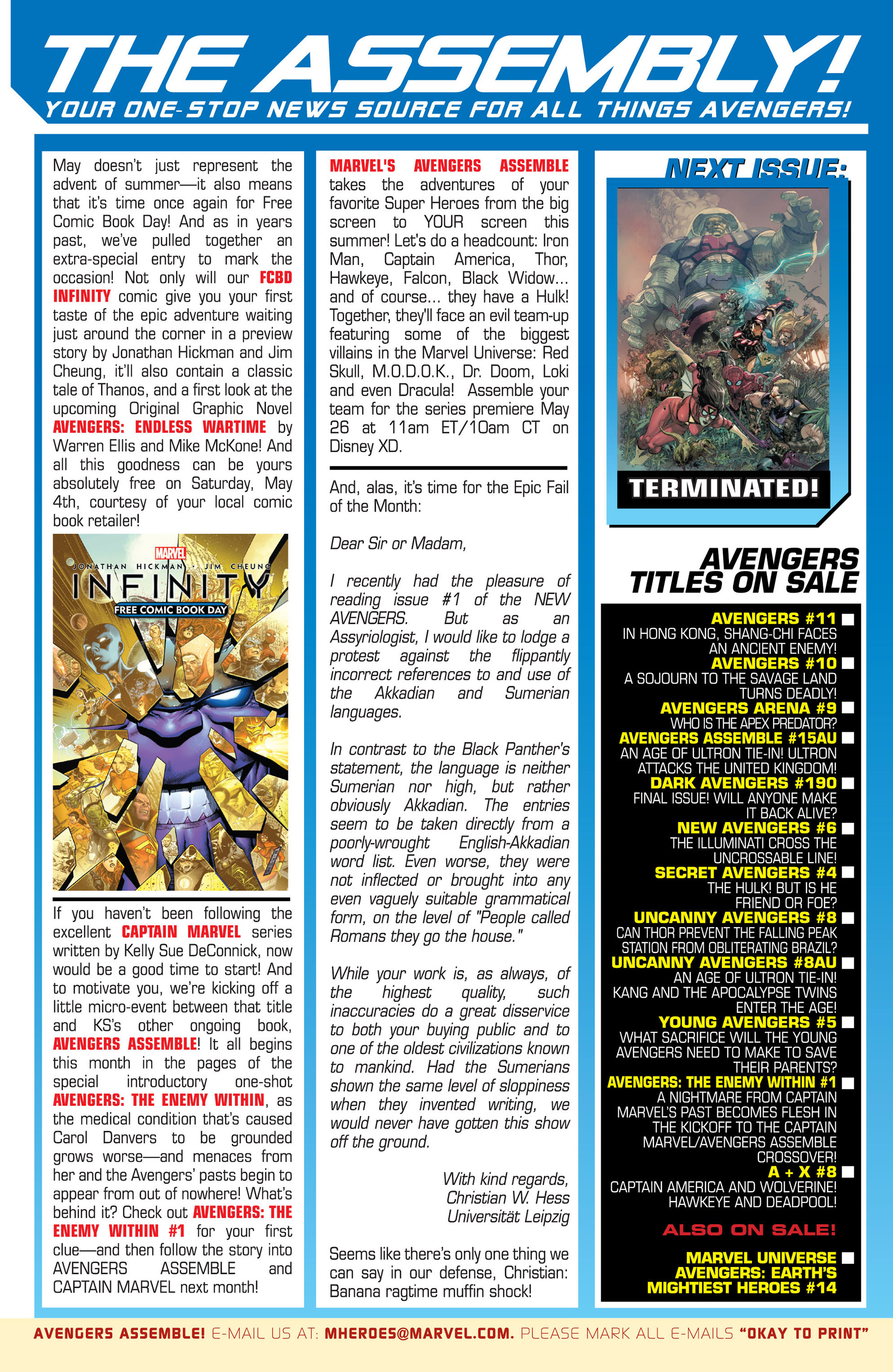 Read online Avengers (2013) comic -  Issue #12 - 25
