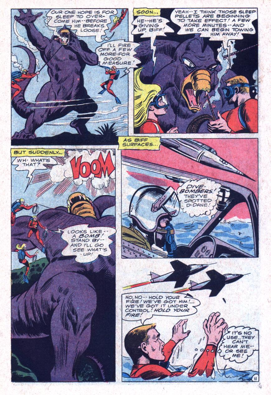 Read online Sea Devils comic -  Issue #35 - 16