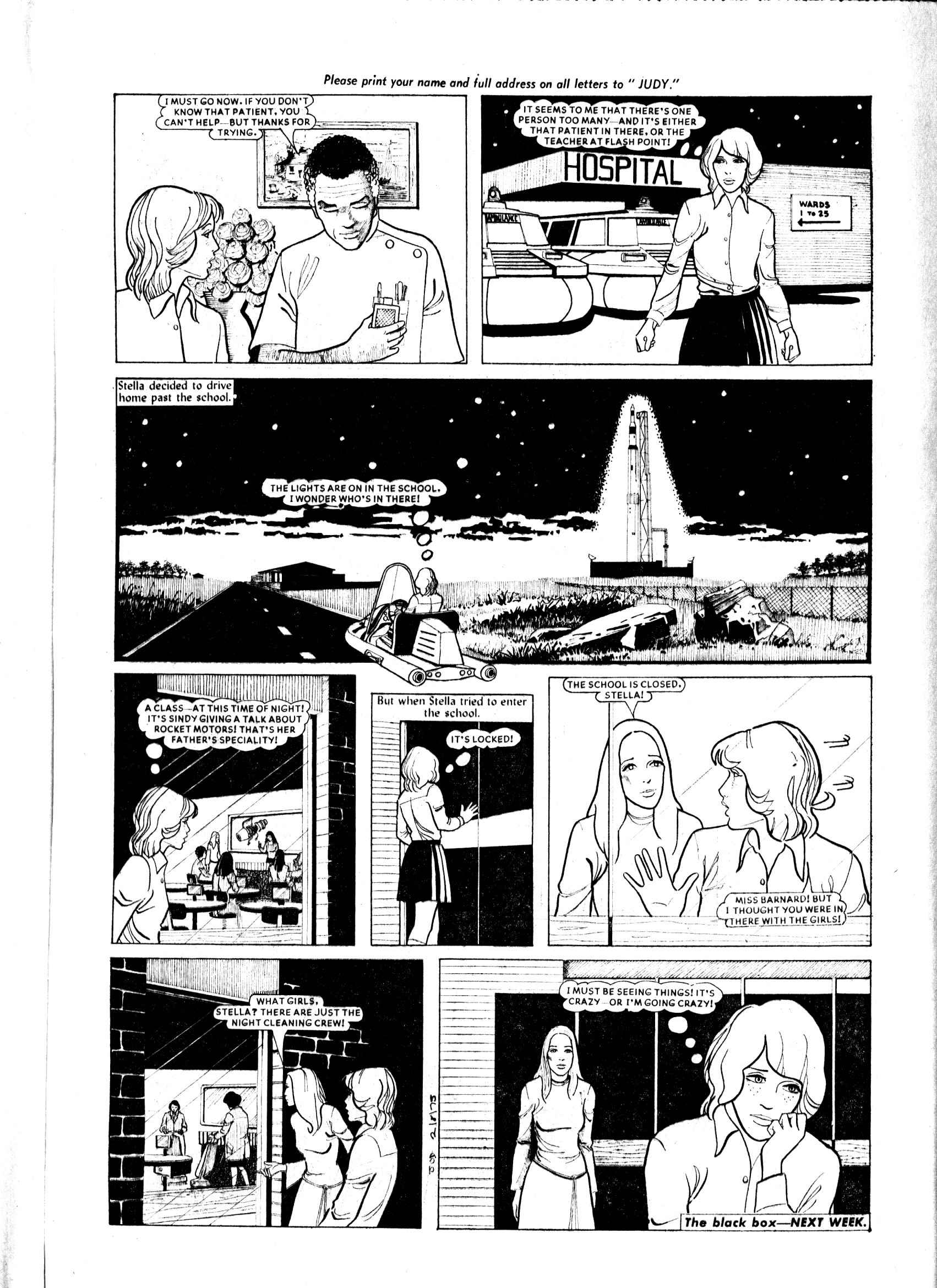 Read online Judy comic -  Issue #812 - 29