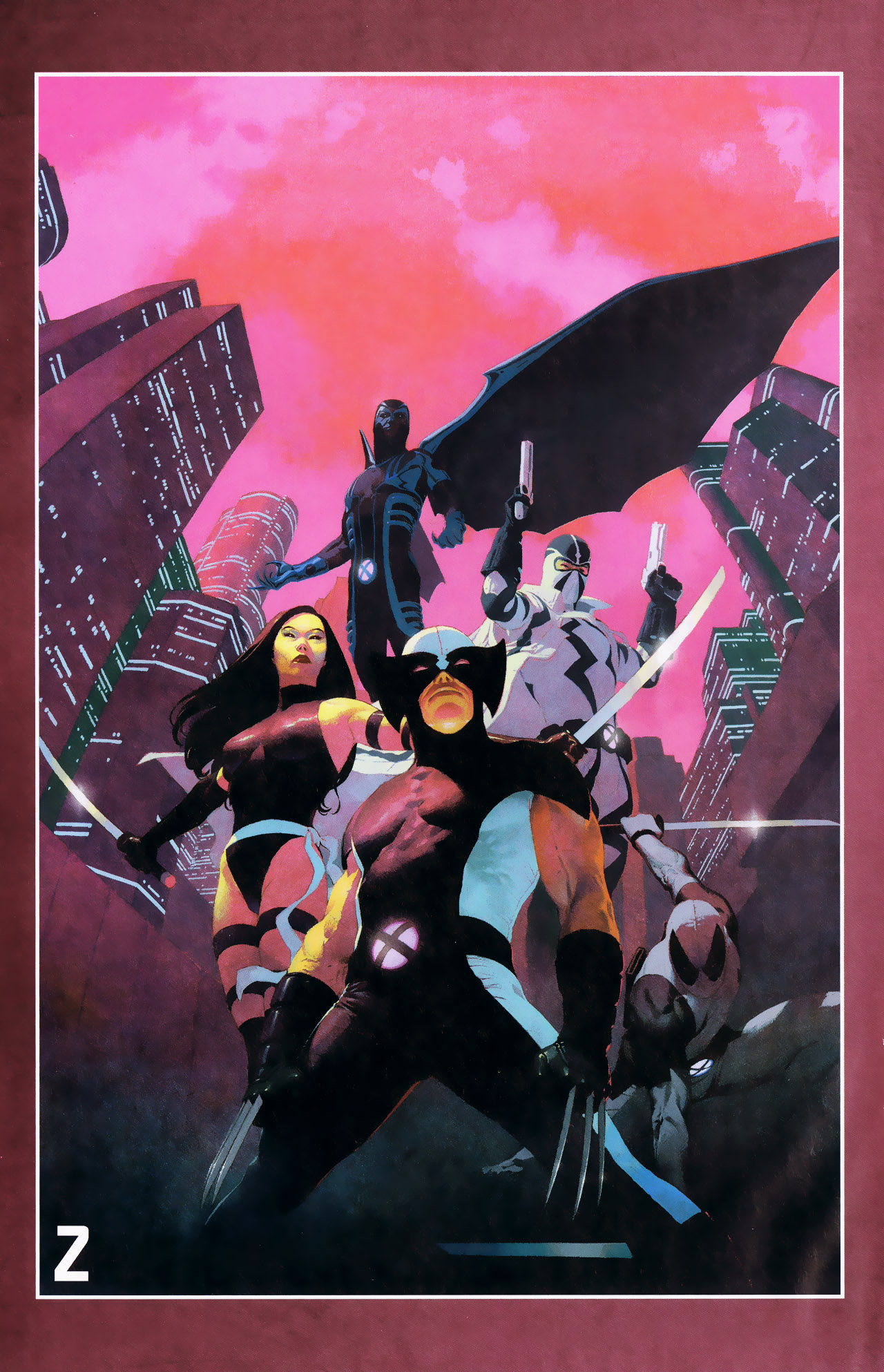 Read online Uncanny X-Force: The Apocalypse Solution comic -  Issue # Full - 28