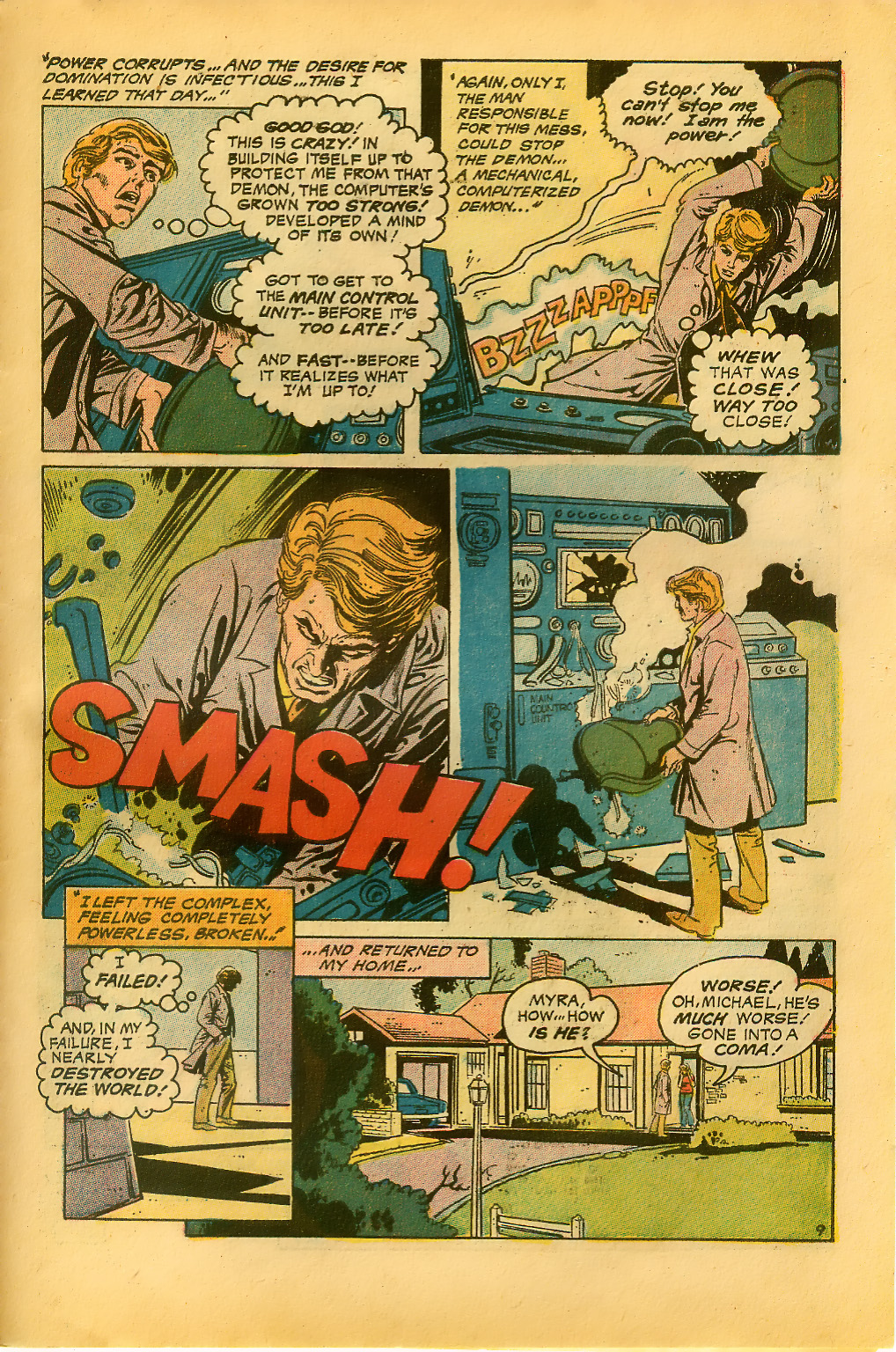 Weird Mystery Tales issue 7 - Page 31
