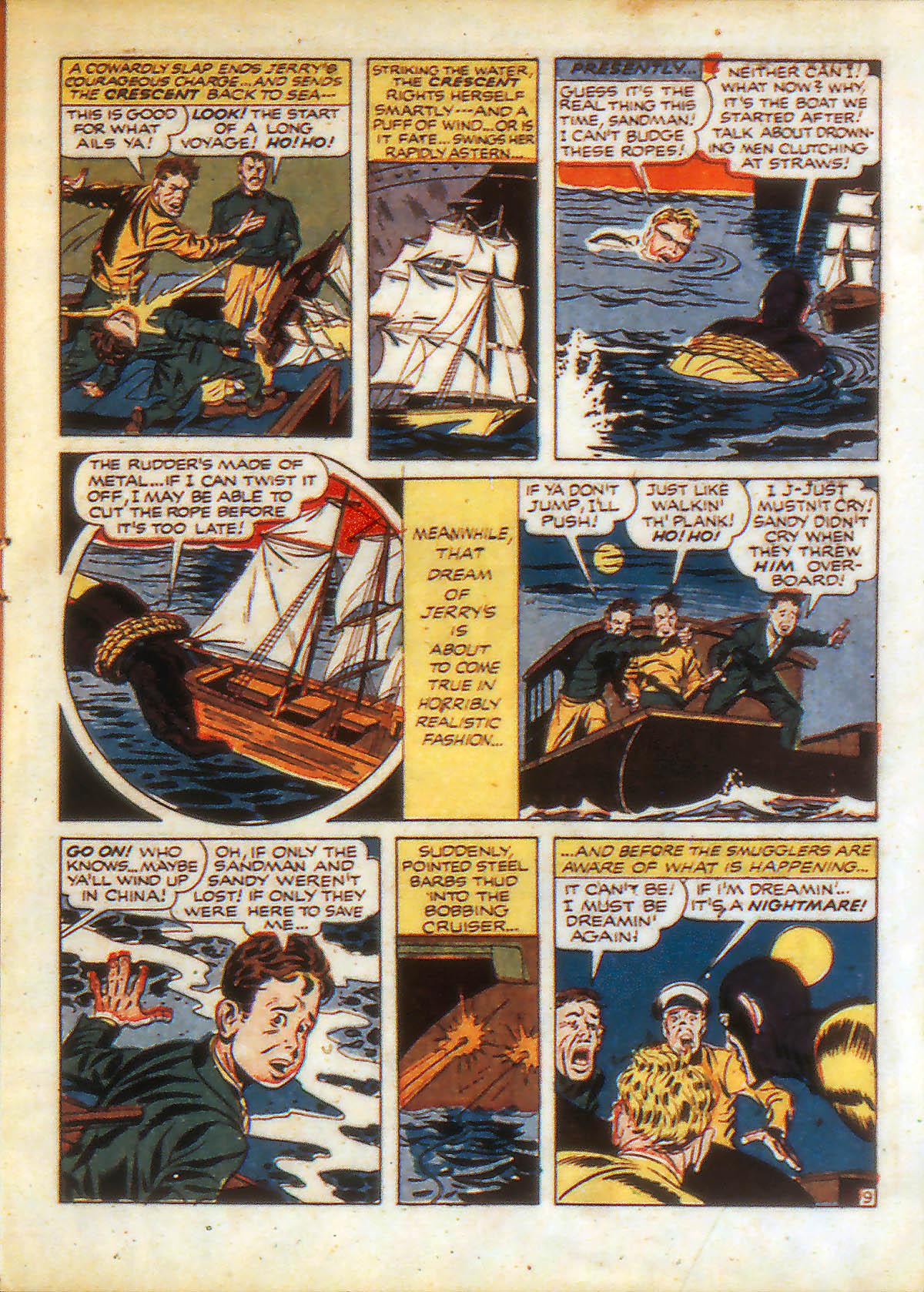 Read online Adventure Comics (1938) comic -  Issue #88 - 11