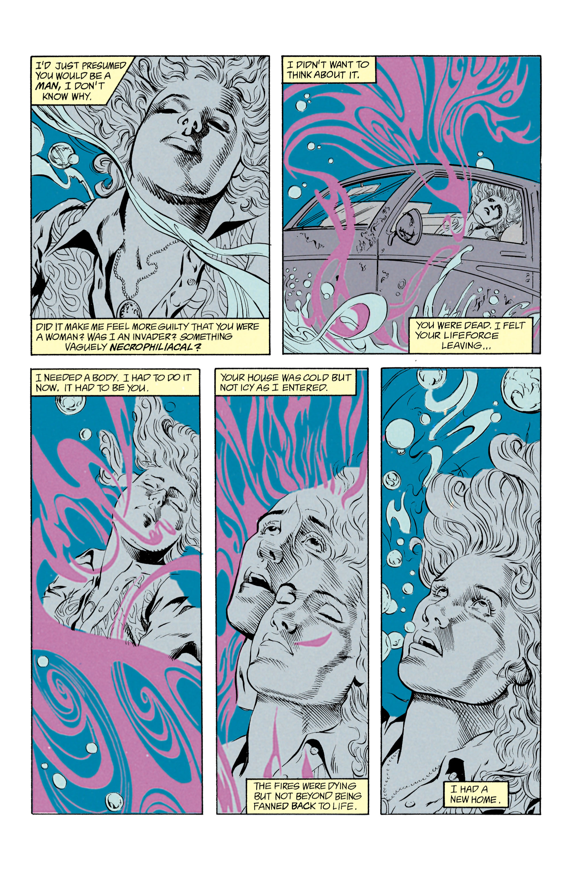 Read online Shade, the Changing Man comic -  Issue #27 - 4