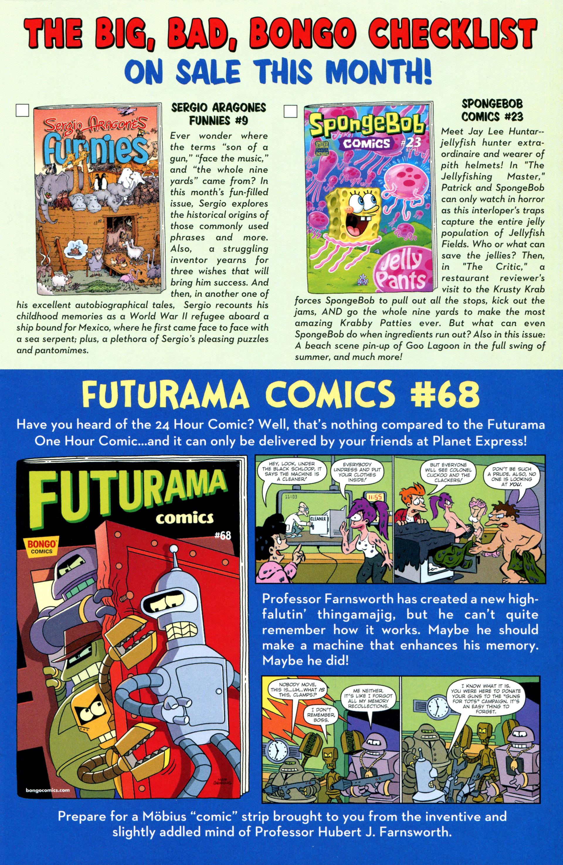 Read online Simpsons Comics comic -  Issue #205 - 29