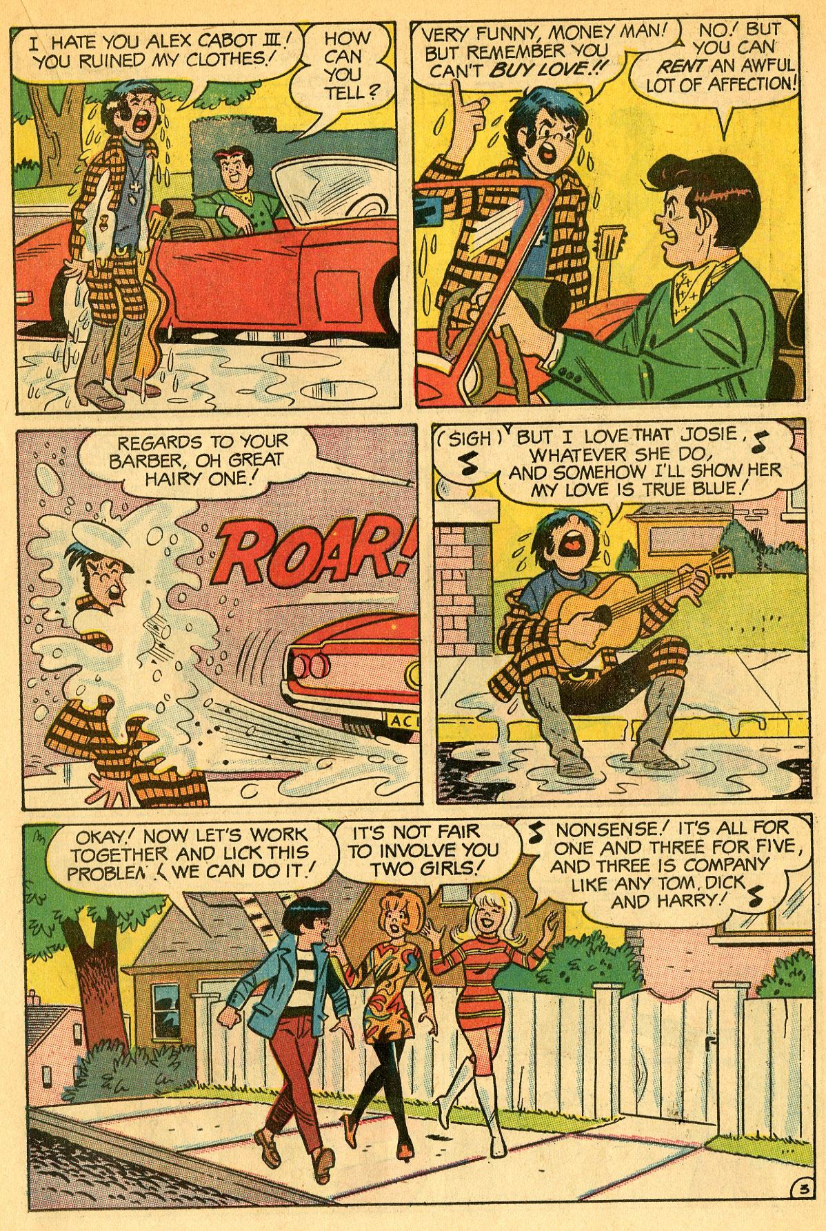 Read online She's Josie comic -  Issue #33 - 15