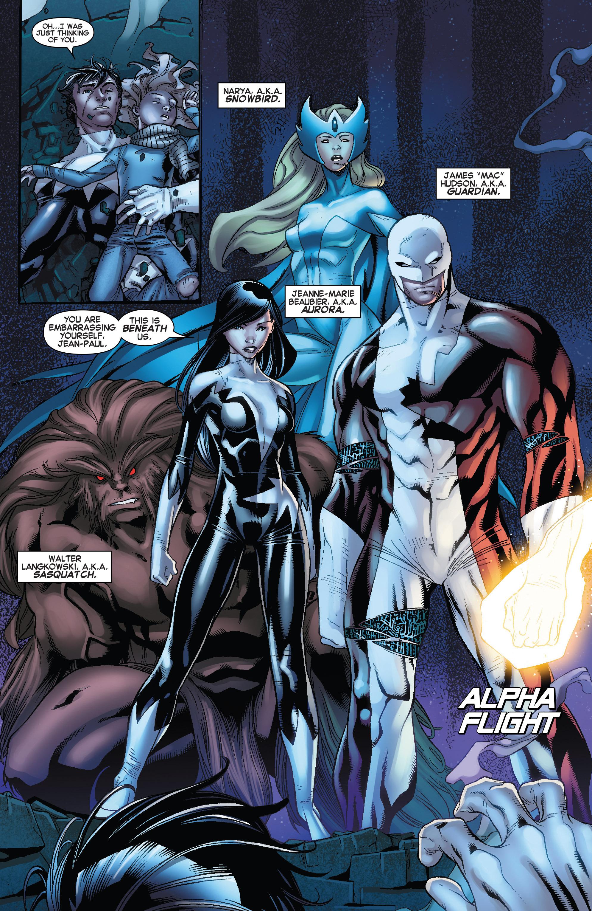 Read online Amazing X-Men (2014) comic -  Issue #10 - 12