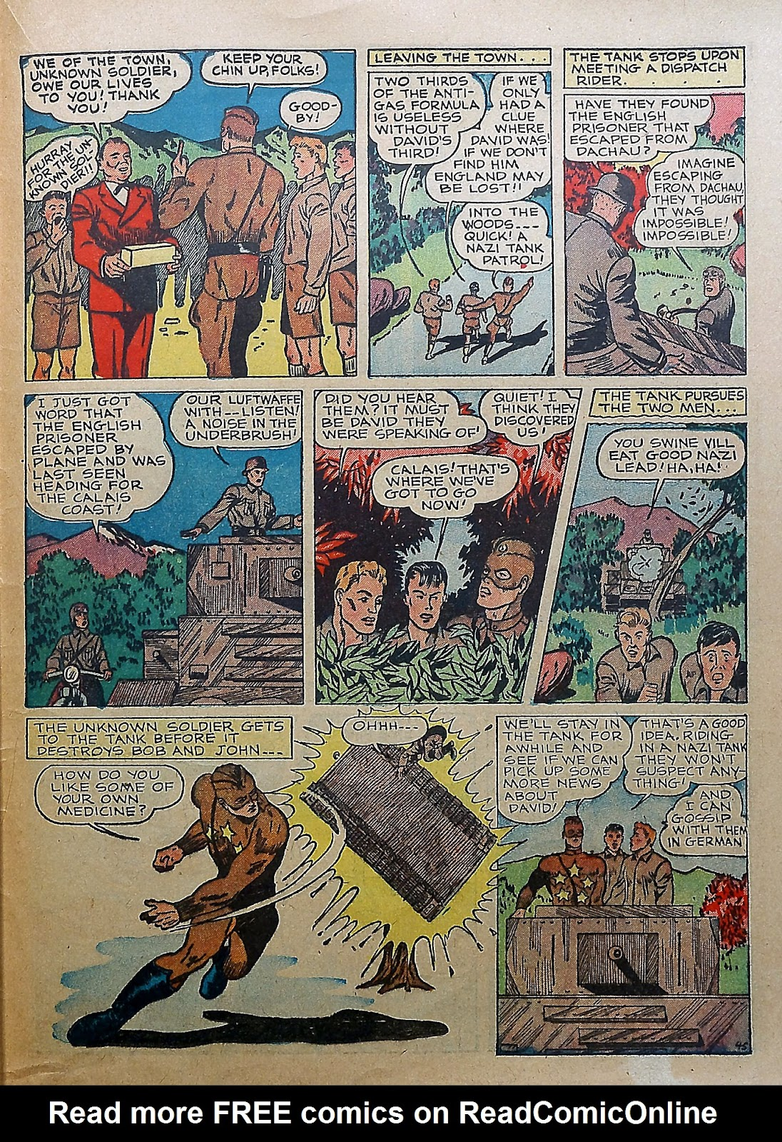 Our Flag Comics issue 5 - Page 42