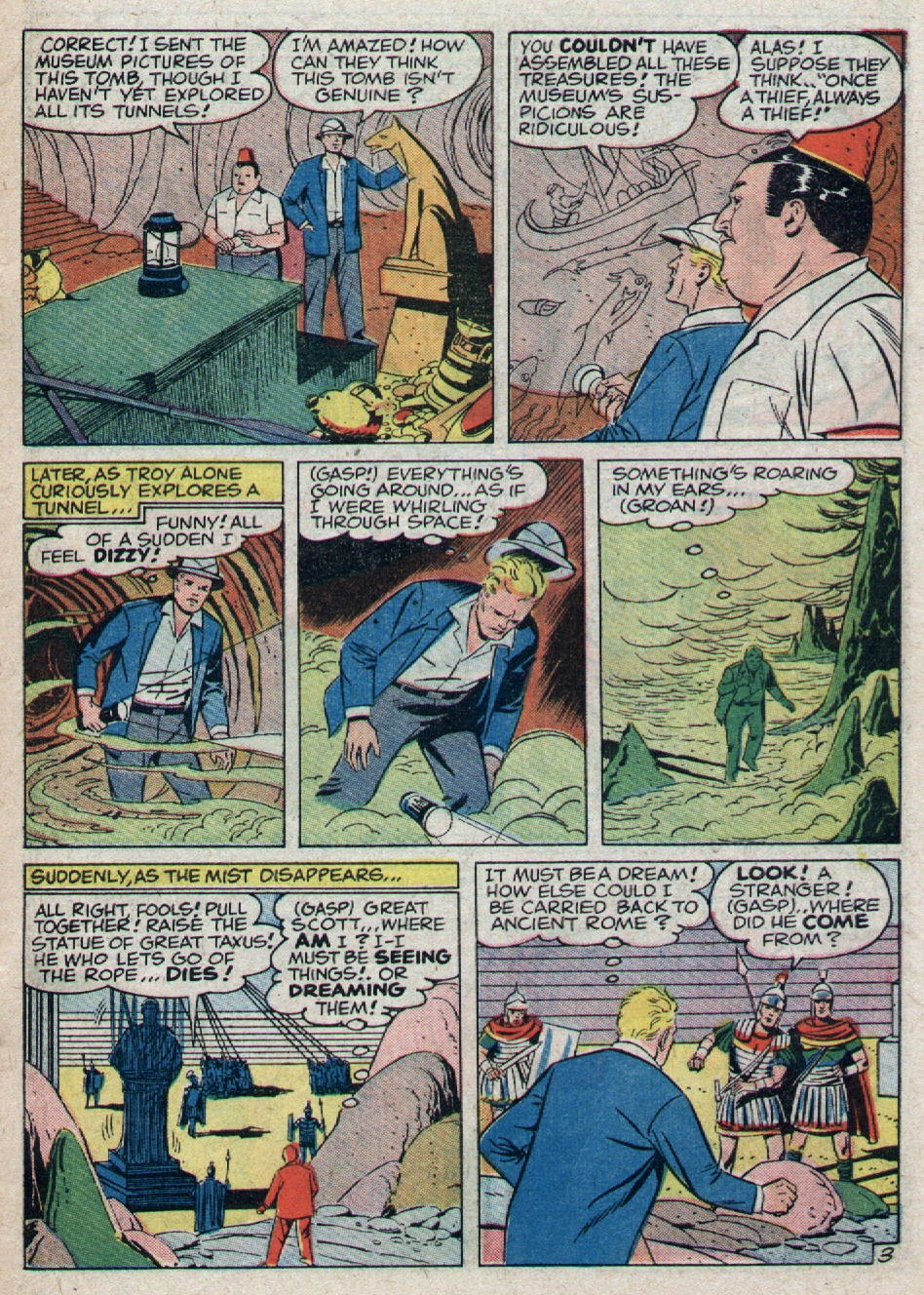 Adventures of the Fly issue 8 - Page 15