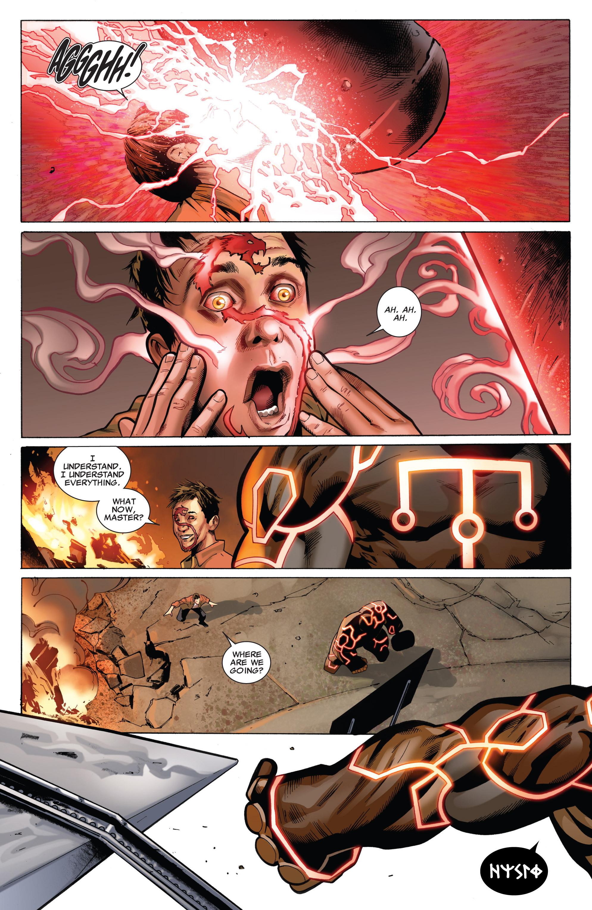 Read online Uncanny X-Men (1963) comic -  Issue #540 - 8