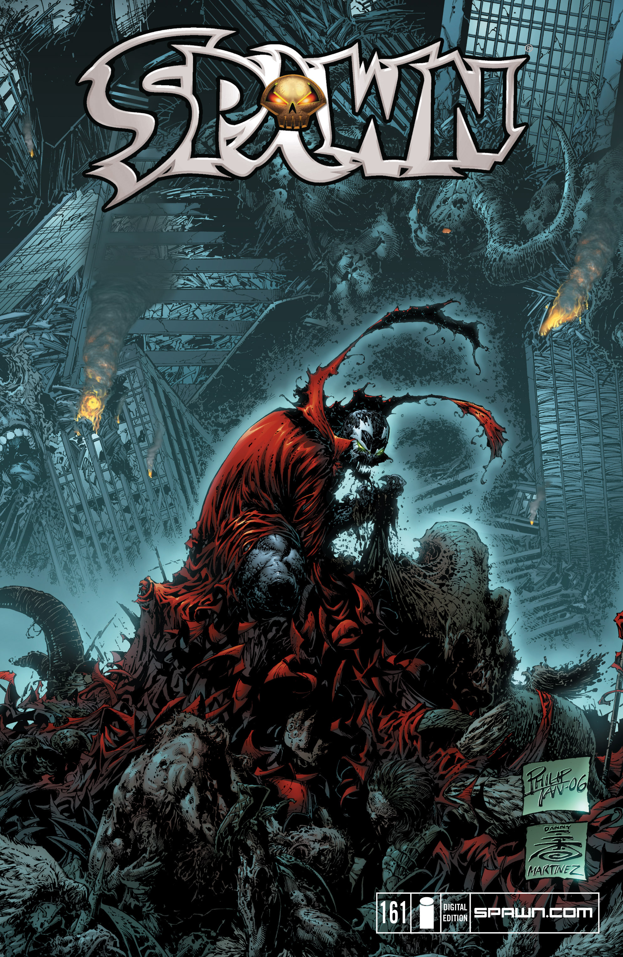 Spawn 161 Page 1