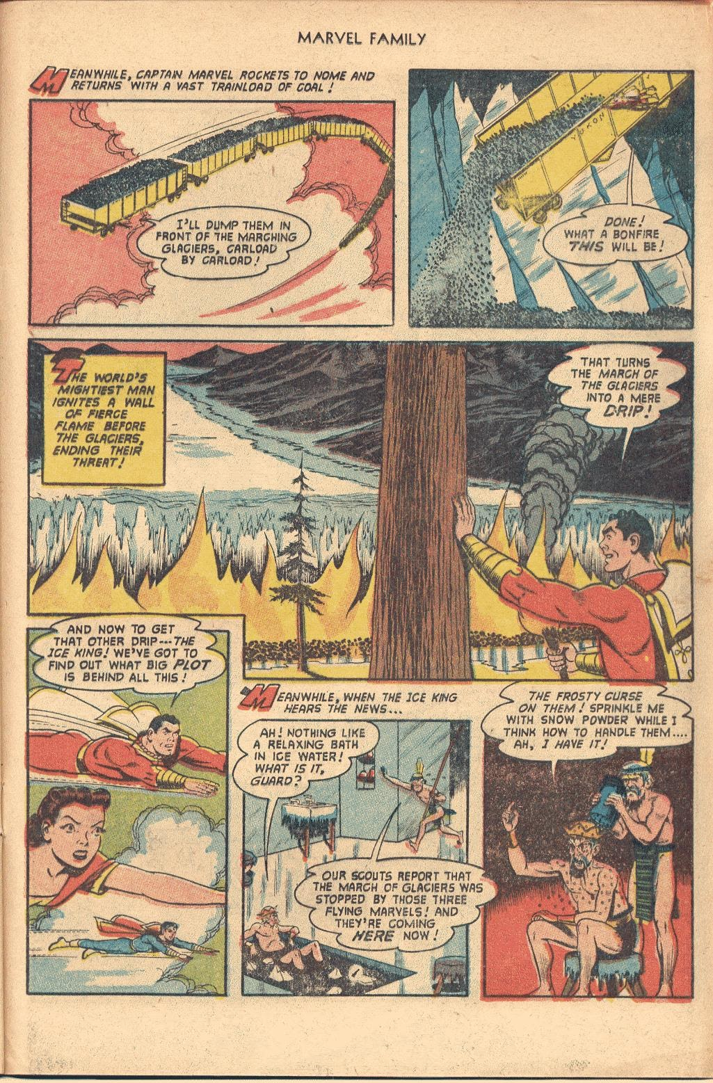 The Marvel Family issue 82 - Page 25