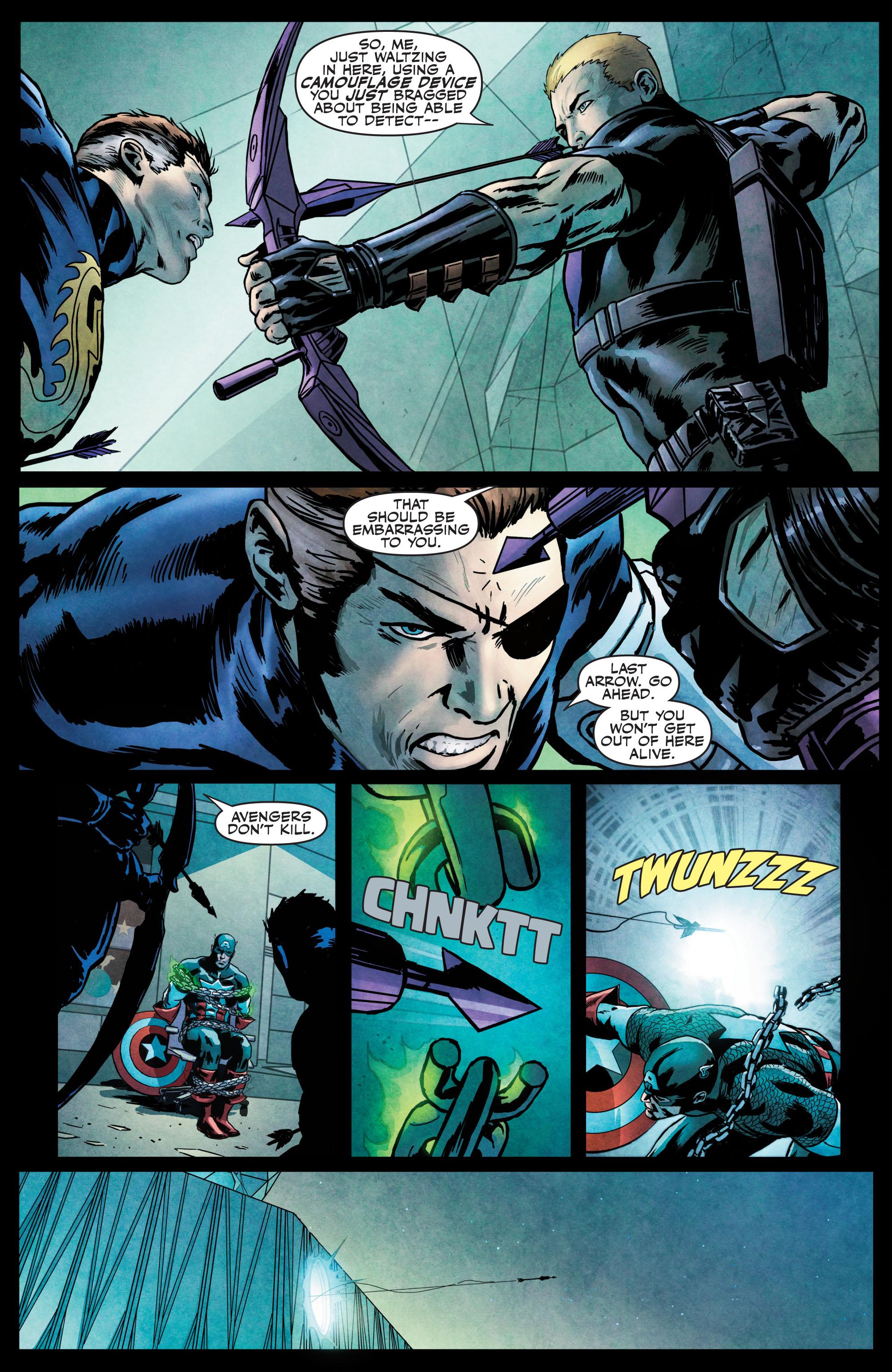 Read online Secret Avengers (2010) comic -  Issue #21.1 - 21