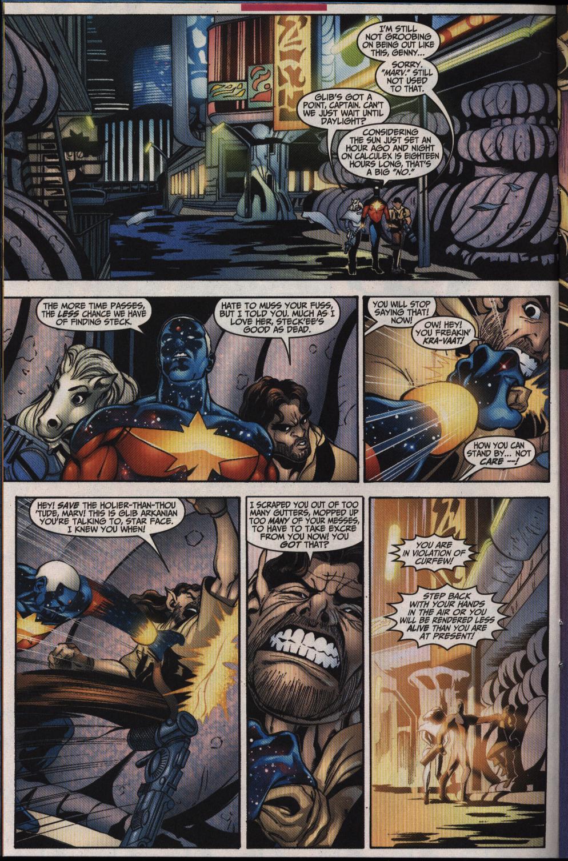 Captain Marvel (1999) Issue #33 #34 - English 7