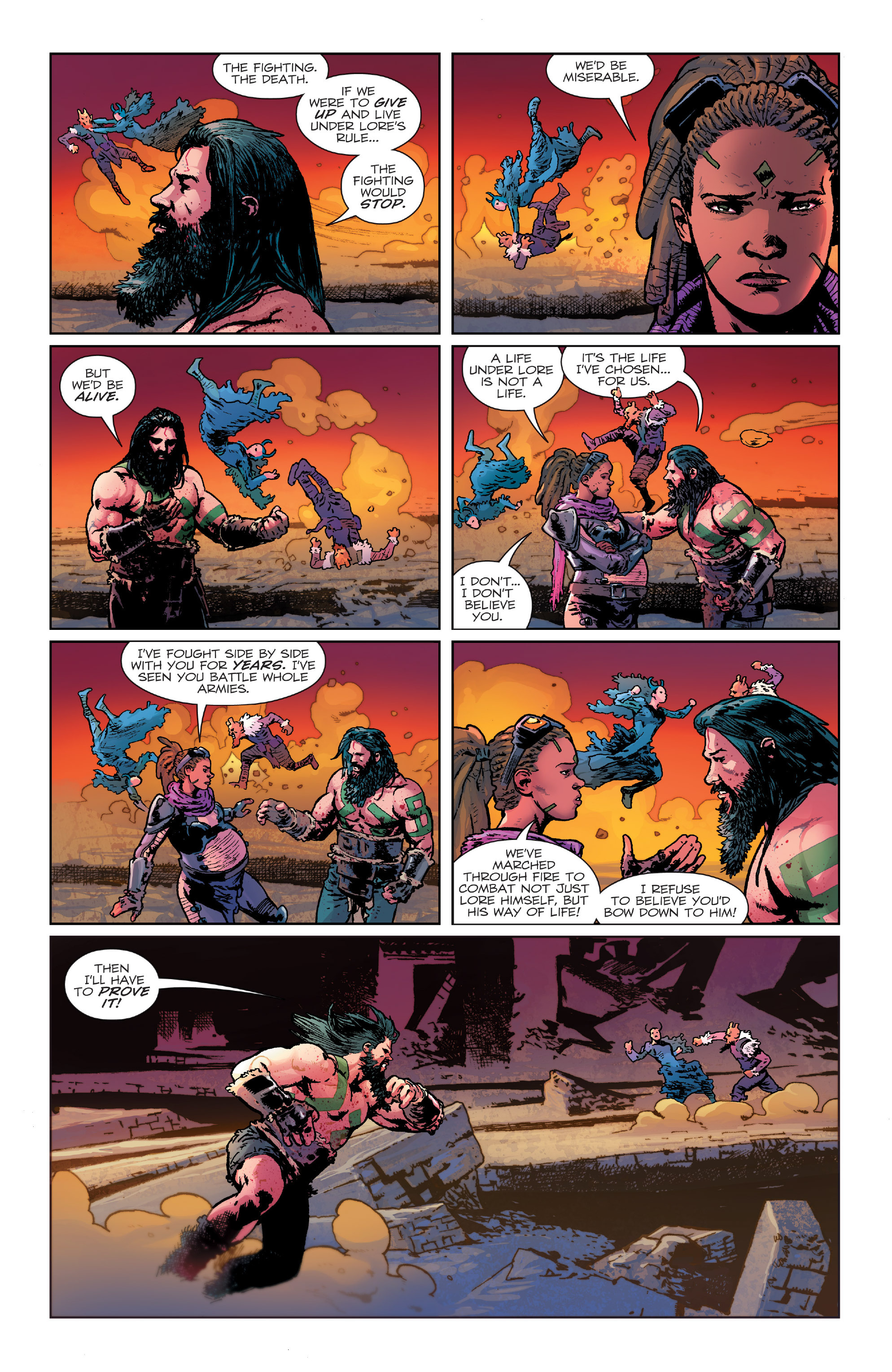 Read online Birthright (2014) comic -  Issue #24 - 8