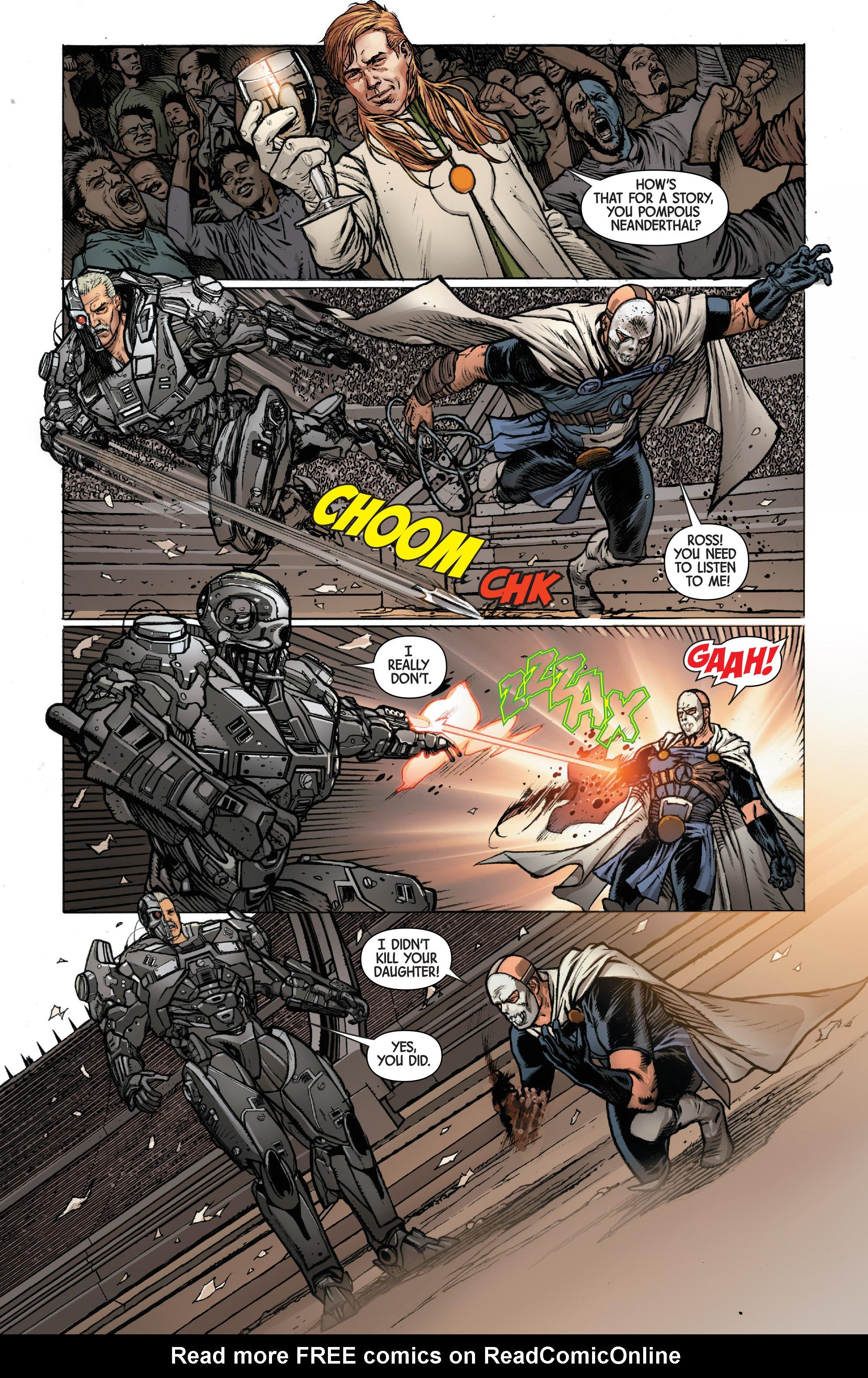 Read online Secret Wars Journal/Battleworld comic -  Issue # TPB - 161