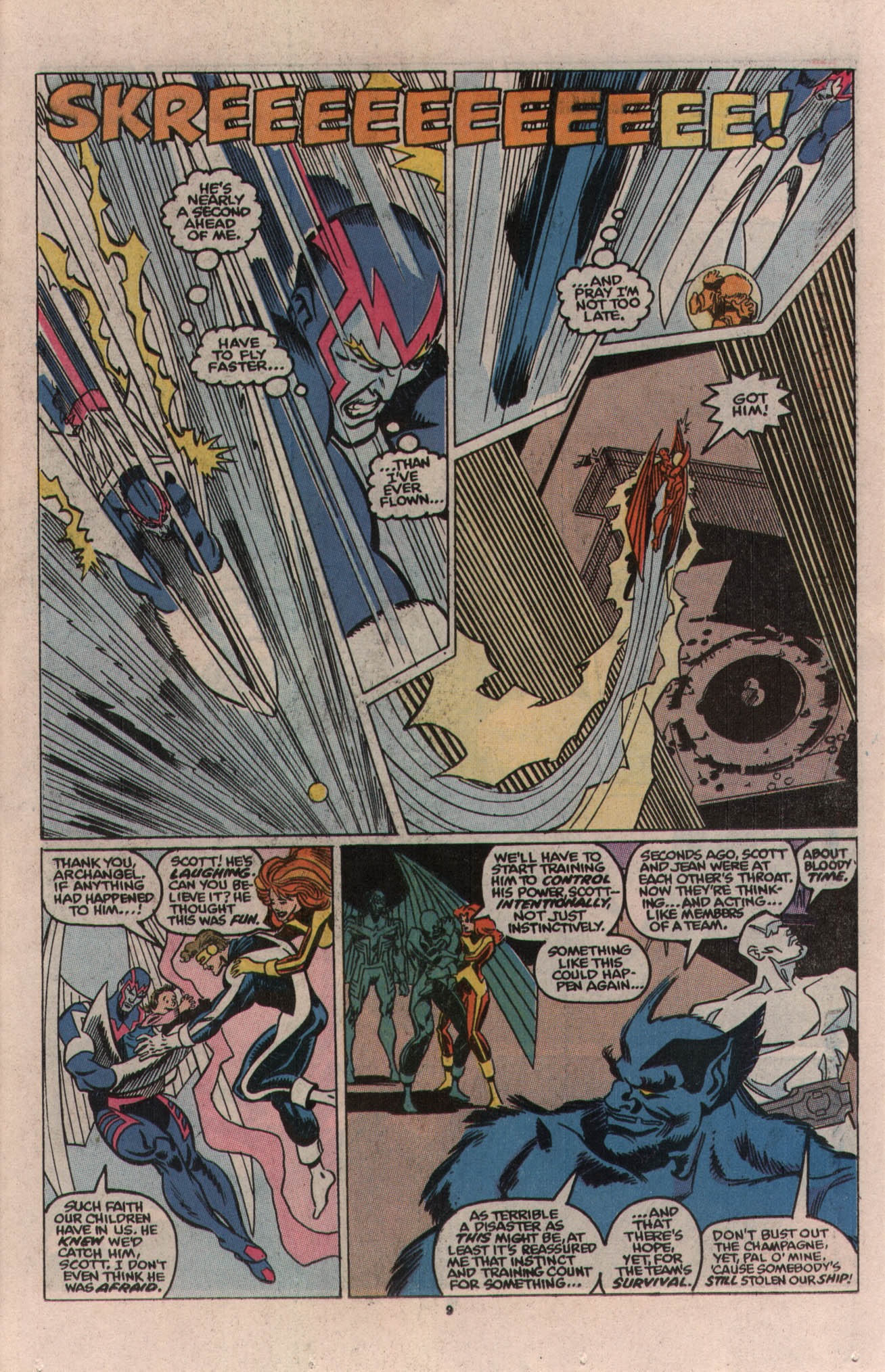 Read online X-Factor (1986) comic -  Issue # _ Annual 5 - 9