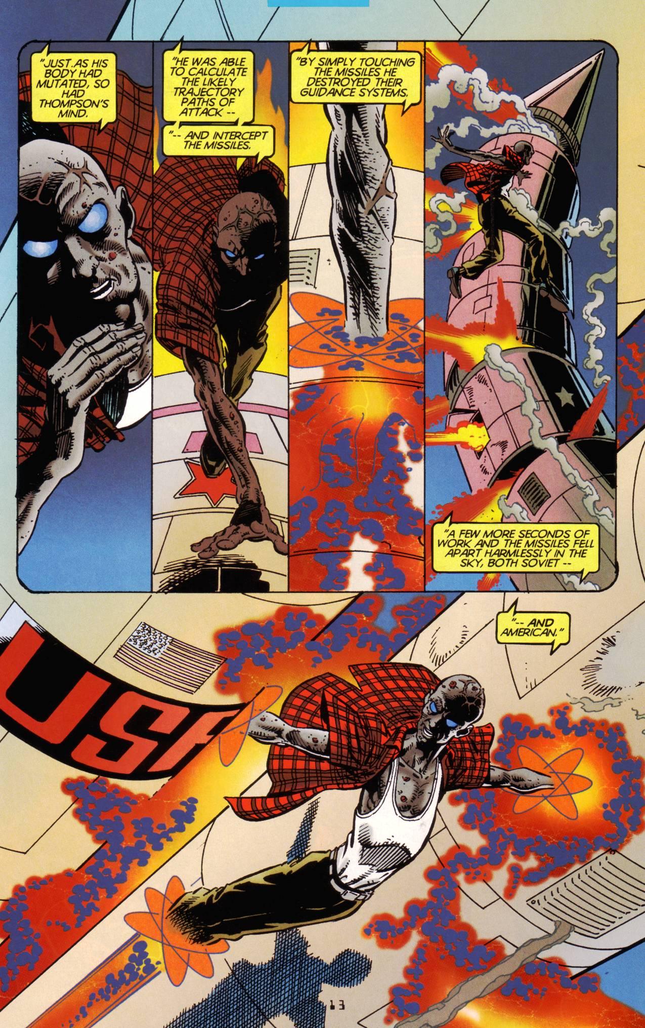 Read online Tangent Comics/ The Atom comic -  Issue # Full - 14