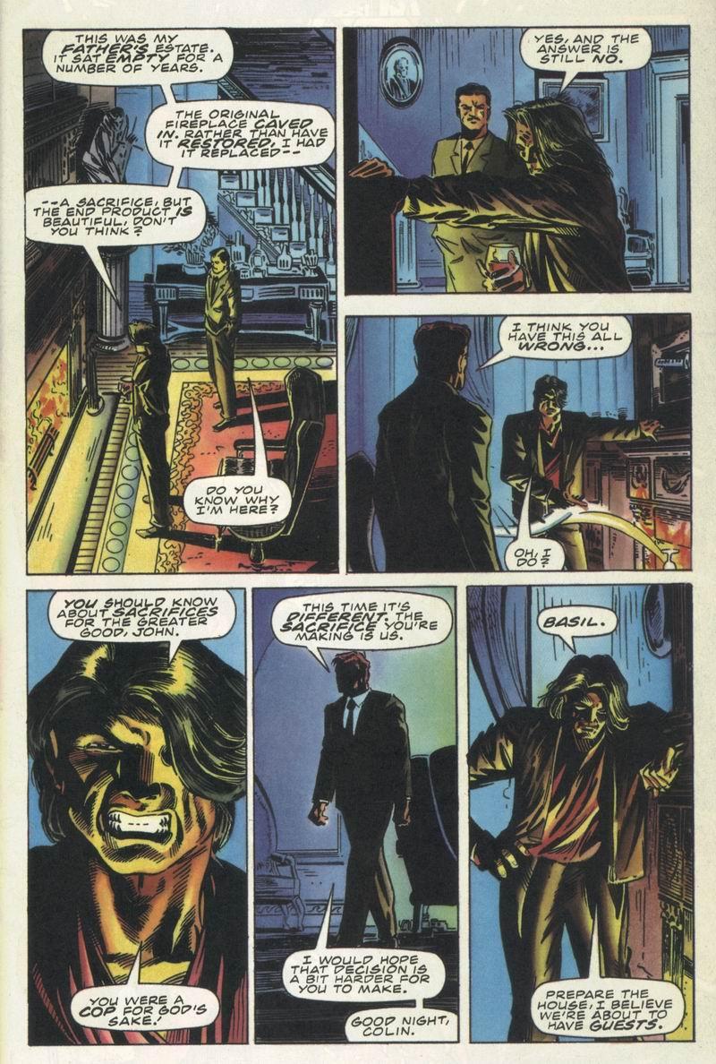 Read online Secret Weapons comic -  Issue #16 - 14