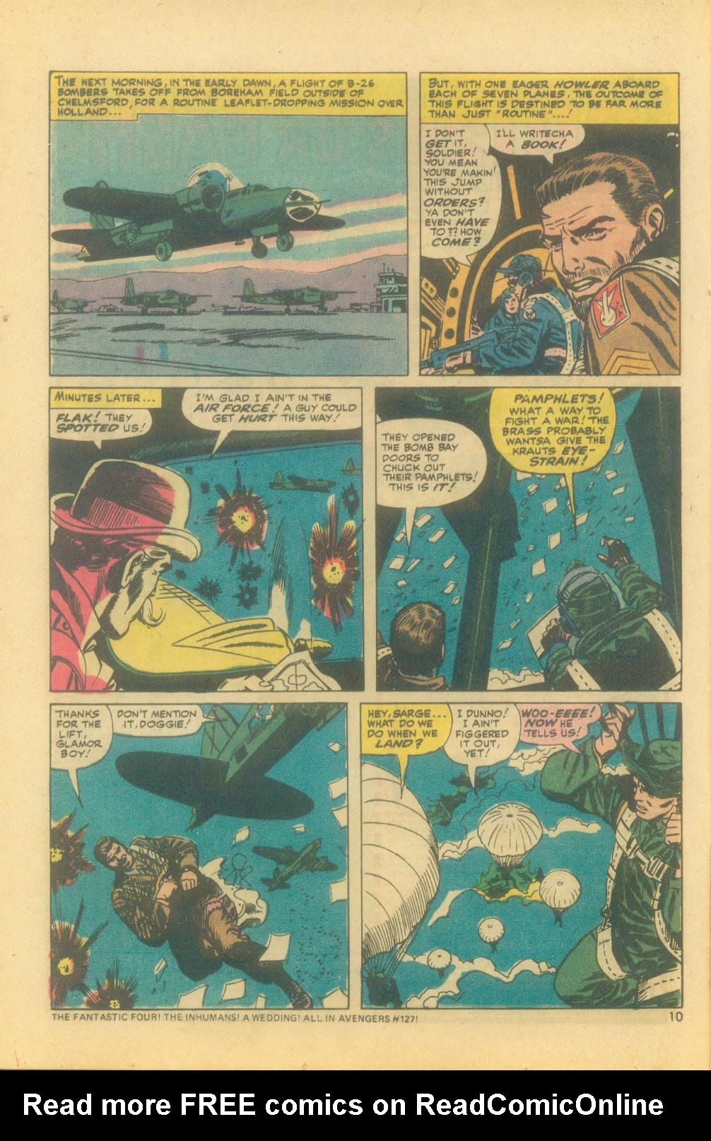 Read online Sgt. Fury comic -  Issue #121 - 12