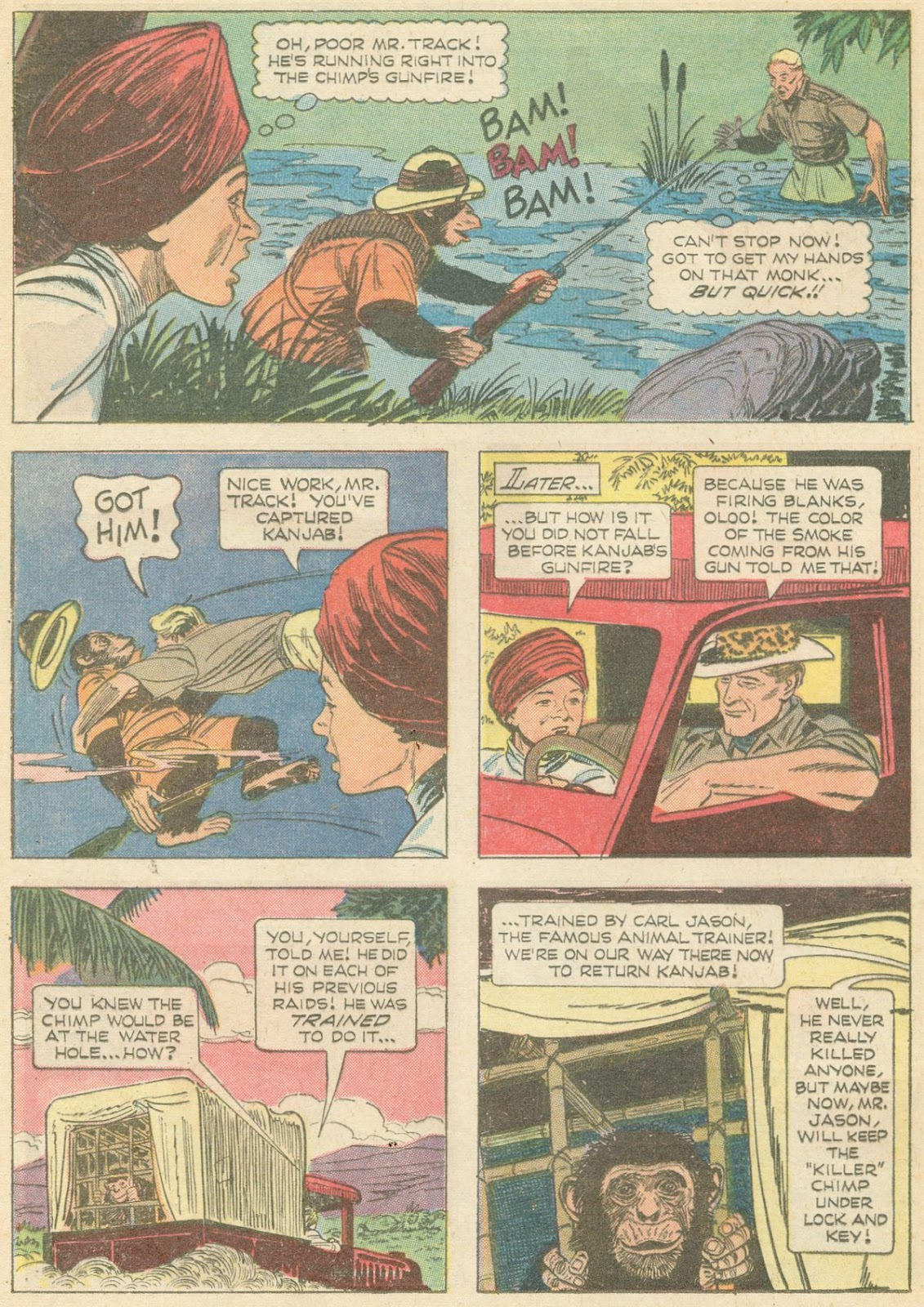 The Phantom (1962) issue 17 - Page 24