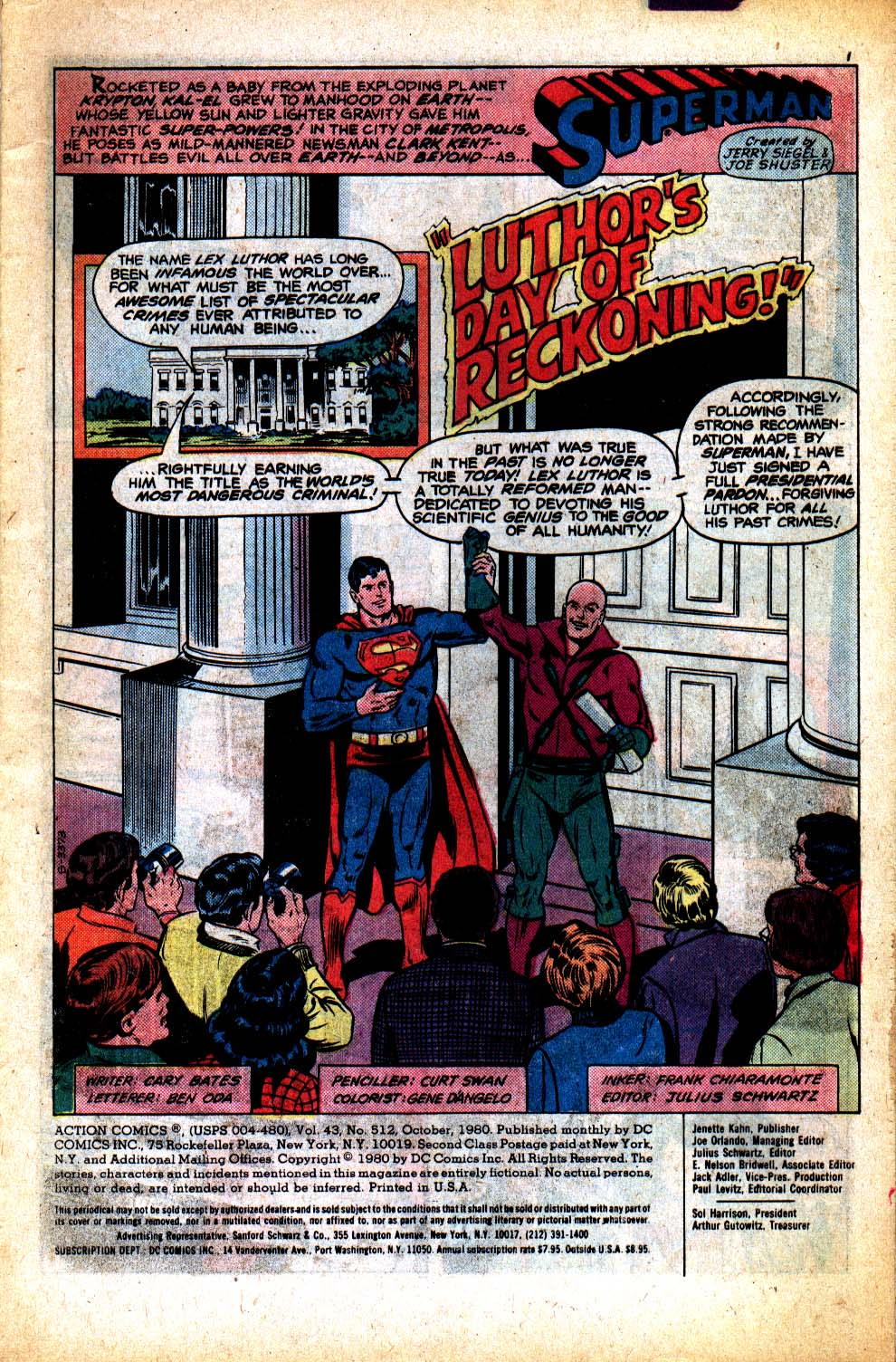 Read online Action Comics (1938) comic -  Issue #512 - 3